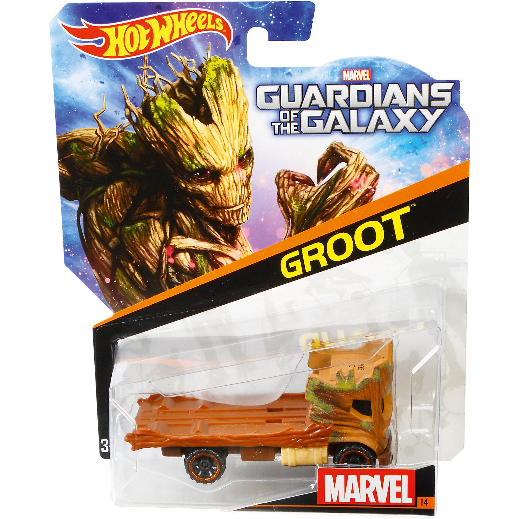������� ������ Marvel, Hot Wheels (Mattel)