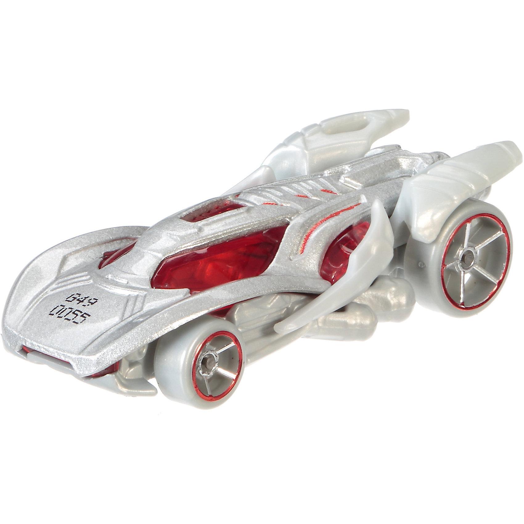 Машинка героев Marvel, Hot WheelsОтличный подарок для любителей комиксов Marvel про супергероев - машинки от Hot Wheels. В каждой машинке можно легко узнать прототип. Из машинок в масштабе 1:64 можно собрать коллекцию!<br> Игрушка выполнена так, что с виду она кажется точной копией настоящей машины супергероя благодаря внимательному отношению к деталям. <br>Игрушка имеет такой размер, при котором ребенку удобно держать её в руках, а также брать с собой в гости или на прогулку. Такие игрушки помогают развить мелкую моторику, логическое мышление и воображение ребенка. Эта игрушка выполнена из высококачественного прочного пластика, безопасного для детей.<br>  <br>Дополнительная информация:<br><br>масштаб: 1:64; <br>цвет: разноцветный;<br>материал: пластик.<br><br>Машинки героев Marvel, Hot Wheels (Хот Вилс) от компании Mattel можно купить в нашем магазине.<br><br>Ширина мм: 145<br>Глубина мм: 50<br>Высота мм: 170<br>Вес г: 54<br>Возраст от месяцев: 36<br>Возраст до месяцев: 84<br>Пол: Мужской<br>Возраст: Детский<br>SKU: 4791113