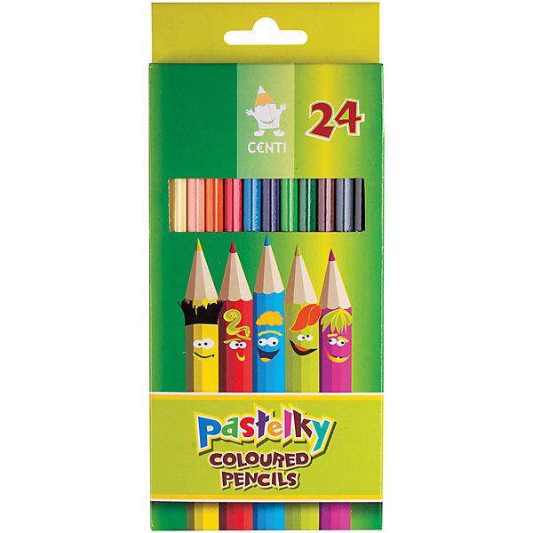 Цветные карандаши Centi, 24 цв., KOH-I-NOORПисьменные принадлежности<br>Цветные заточенные карандаши изготовлены из экологически чистых материалов высшего качества. <br><br>Порадуйте своего юного художника приятным подарком!<br><br>Дополнительная информация: <br><br>- 24 цвета.<br>- Высокосортная древесина.<br>- Заточены.<br>- Шестигранная форма корпуса.<br>- Размер упаковки: 9х32,8х0,9 см.<br>- Вес в упаковке: 145 г.<br><br>Цветные карандаши  Centi KOH-I-NOOR можно купить в нашем магазине.<br>Ширина мм: 90; Глубина мм: 328; Высота мм: 9; Вес г: 145; Возраст от месяцев: 72; Возраст до месяцев: 2147483647; Пол: Унисекс; Возраст: Детский; SKU: 4792671;