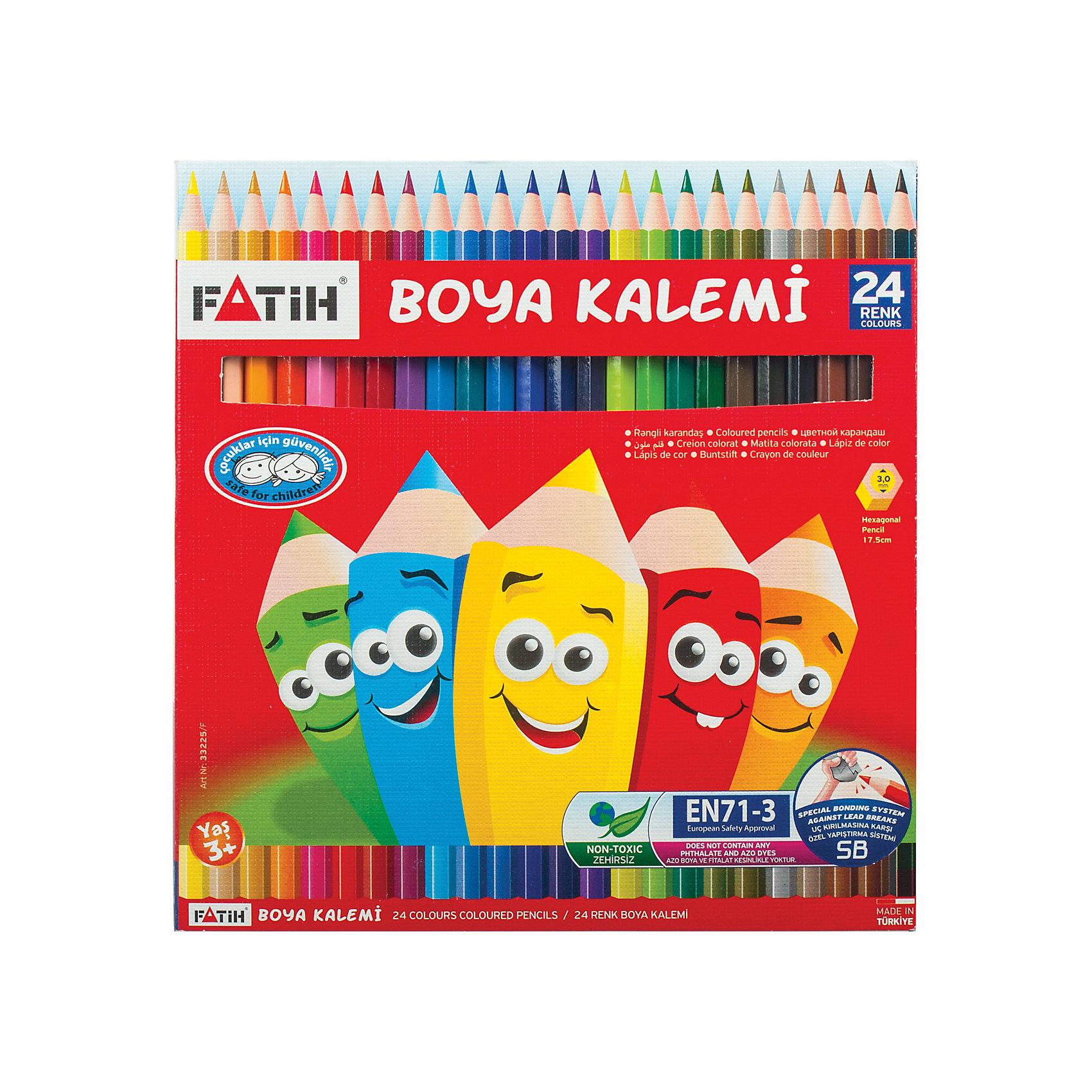 Цветные карандаши, 24 цв., PensanРисование<br>В наборе 24 карандаша ярких и сочных цветов. Для их производства использовалась качественная древесина, которая гарантирует сохранность мягкого грифеля и легкую заточку.<br><br>Дополнительная информация: <br><br>- 24 цвета.<br>- Шестигранный корпус.<br>- Высокосортная древесина.<br>- Легко затачиваются.<br>- Размер упаковки: 0,8х17х18  см.<br>- Вес в упаковке: 4 г.<br><br>Цветные карандаши Pensan  можно купить в нашем магазине.<br><br>Ширина мм: 8<br>Глубина мм: 170<br>Высота мм: 180<br>Вес г: 40<br>Возраст от месяцев: 72<br>Возраст до месяцев: 2147483647<br>Пол: Унисекс<br>Возраст: Детский<br>SKU: 4792675