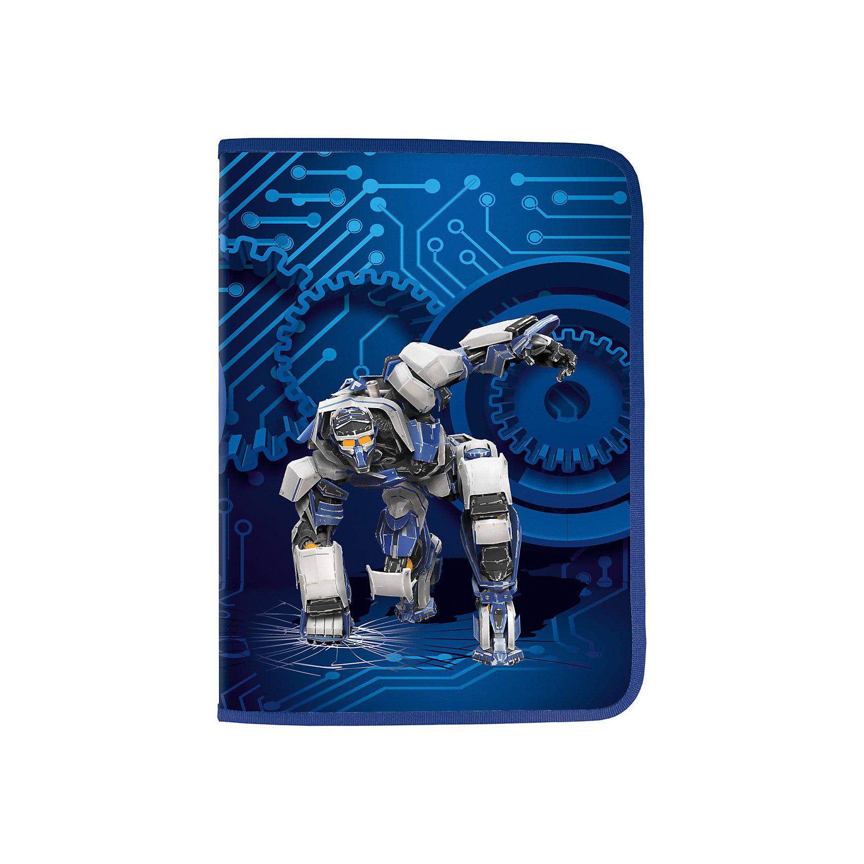 Папка для труда Робот, А4Папки для труда<br>Папка для труда Робот предназначена для мальчиков. Она выполнена в черном и темно-синем цвете, а дополняет её изображение робота, которое сразу  привлечет внимание маленьких техников.<br><br>Дополнительная информация: <br><br>- Формат А4 (330х230 мм).<br>- 1 отделение.<br>- Материал-полипропилен.<br>- Вкладыш для принадлежностей.<br>- Застежка - молния с трех сторон.<br>- Размер упаковки: 23,5х33х1,2 см.<br>- Вес в упаковке: 199 г. <br><br>Папку для труда Робот можно купить в нашем магазине.<br><br>Ширина мм: 235<br>Глубина мм: 330<br>Высота мм: 12<br>Вес г: 199<br>Возраст от месяцев: 72<br>Возраст до месяцев: 2147483647<br>Пол: Унисекс<br>Возраст: Детский<br>SKU: 4792703