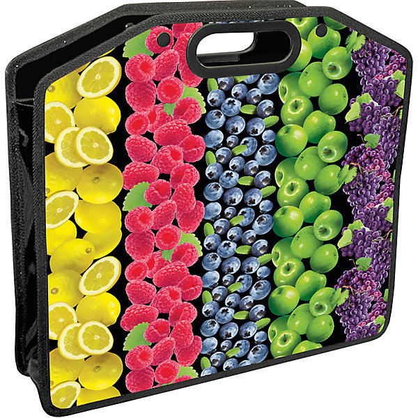 Папка-сумка Brauberg Фрукты, А4Папки для дополнительных занятий<br>Характеристики товара:<br><br>• формат: А4;<br>• размер: 37х30х10 см;<br>• возраст: от 7 лет;<br>• застежка: молния;<br>• материал: полипропилен;<br>• толщина материала: 0,5 мм;<br>• цвет: разноцветная;<br>• вес: 188 грамм;<br>• страна бренда: Германия;<br>• страна изготовитель: Китай.<br><br>Пластиковая сумка «Фрукты» отлично подойдет для студентов и учащихся старших классов. Сумка изготовлена из полипропилена, застёгивается молнию. Модель состоит из одного вместительного отделения. Оригинальный дизайн с изображением фруктов подчеркнет изысканный вкус владельца.<br><br>Сумку пластиковую Brauberg (Брауберг) А4 37*30 см, на молнии, цв.печать, универсальная, Фрукты, 223803 можно купить в нашем интернет-магазине.<br>Ширина мм: 340; Глубина мм: 410; Высота мм: 5; Вес г: 188; Возраст от месяцев: 72; Возраст до месяцев: 2147483647; Пол: Женский; Возраст: Детский; SKU: 4792766;