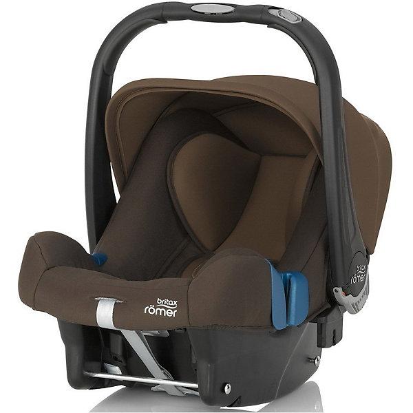 Автокресло Britax Romer Baby-Safe Plus SHR II 0-13 кг, Wood BrownГруппа 0+  (до 13 кг)<br>Baby-Safe plus SHR II от Britax R?mer -  универсальное автокресло, которое обеспечит безопасность вашего ребенка с самого рождения.  Кресло оснащено дополнительной боковой защитой, системой, позволяющей изменить угол наклона с учетом возраста ребенка, солнцезащитным козырьком. Отличное кресло для безопасности и комфорта малыша!<br>Особенности:<br>-для детей с весом от 0 до 13 кг<br>-дополнительные глубокие боковины с мягкой обивкой<br>-5-точечные ремни безопасности<br>-солнцезащитный козырек, независимый от ручки-переноски<br>-адаптеры CLICK &amp; GO для колясок  Britax<br>-отсоединение от коляски и натяжение ремней одной рукой<br>-удобный съемный чехол<br>-крепление штатными ремнями безопасности<br>Дополнительная информация:<br>Цвет: коричневый<br>Размеры: 57х44х65 см<br>Вес: 4,7 кг<br>Материал: пластик, текстиль, металл<br>Автокресло Baby-Safe plus SHR II от Britax R?mer можно купить в нашем интернет-магазине.<br><br>Ширина мм: 650<br>Глубина мм: 440<br>Высота мм: 570<br>Вес г: 4700<br>Цвет: коричневый<br>Возраст от месяцев: 0<br>Возраст до месяцев: 15<br>Пол: Унисекс<br>Возраст: Детский<br>SKU: 4794361