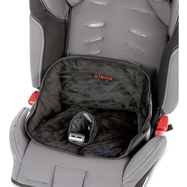 Водонепроницаемая накладка на сиденье Ultra Dry, DionoАксессуары для автокресел<br>Накладка на сидение Diono Ultra Dry водонепроницаемая и отлично подойдет для автокресел и колясок. Накладка защитит сидение от крошек и воды при протекании подгузника или если ребенок пролил жидкость. Верхние ткани мягкие, не вызывают раздражения на нежной коже ребенка.<br>Особенности:<br>-легко использовать<br>-подходит для всех колясок, автокресел и стульчиков<br>-накладку можно стирать, в том числе в стиральной машине<br><br>Дополнительная информация:<br>Цвет: черный<br>Материал: плюшевая ткань<br>Размер: 35х15х30 см<br>Вес: 485 грамм<br>Вы можете приобрести накладку на сидение Diono Ultra Dry в нашем интернет-магазине.<br><br>Ширина мм: 300<br>Глубина мм: 150<br>Высота мм: 350<br>Вес г: 485<br>Возраст от месяцев: 9<br>Возраст до месяцев: 48<br>Пол: Унисекс<br>Возраст: Детский<br>SKU: 4794369