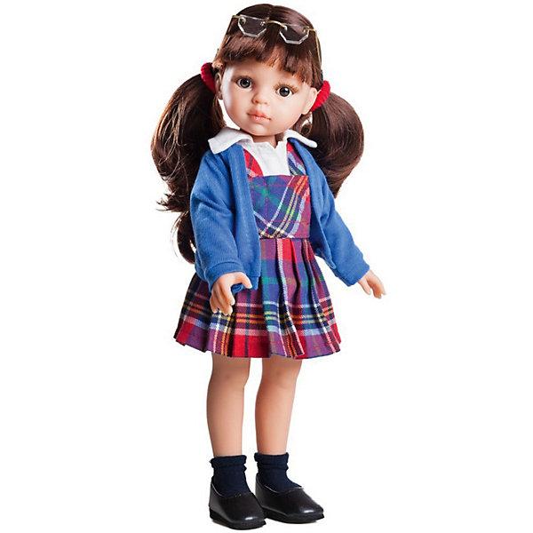 Купить Кукла Кэрол школьница, 32 см, Paola Reina, Испания, Женский