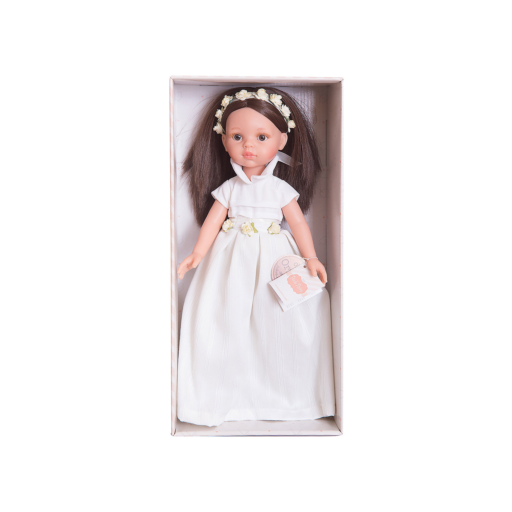 Paola Reina Кукла Кэрол, 32 см, Paola Reina кукла пупс без одежды 22см 31014 paola reina