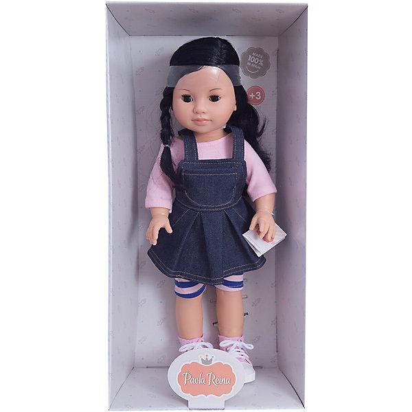 Кукла Лис, 42 см, Paola ReinaБренды кукол<br>Кукла имеет нежный ванильный аромат; уникальный и неповторимый дизайн лица и тела; ручная работа (ресницы, веснушки, щечки, губы, прическа); волосы легко расчесываются и блестят; ручки, ножки и голова поворачиваются. <br>Качество подтверждено нормами безопасности EN17 ЕЭС. <br>Материалы: кукла изготовлена из винила; глаза выполнены в виде кристалла из прозрачного твердого пластика; волосы сделаны из высококачественного нейлона.<br><br>Ширина мм: 250<br>Глубина мм: 120<br>Высота мм: 500<br>Вес г: 1333<br>Возраст от месяцев: 36<br>Возраст до месяцев: 144<br>Пол: Женский<br>Возраст: Детский<br>SKU: 4795922