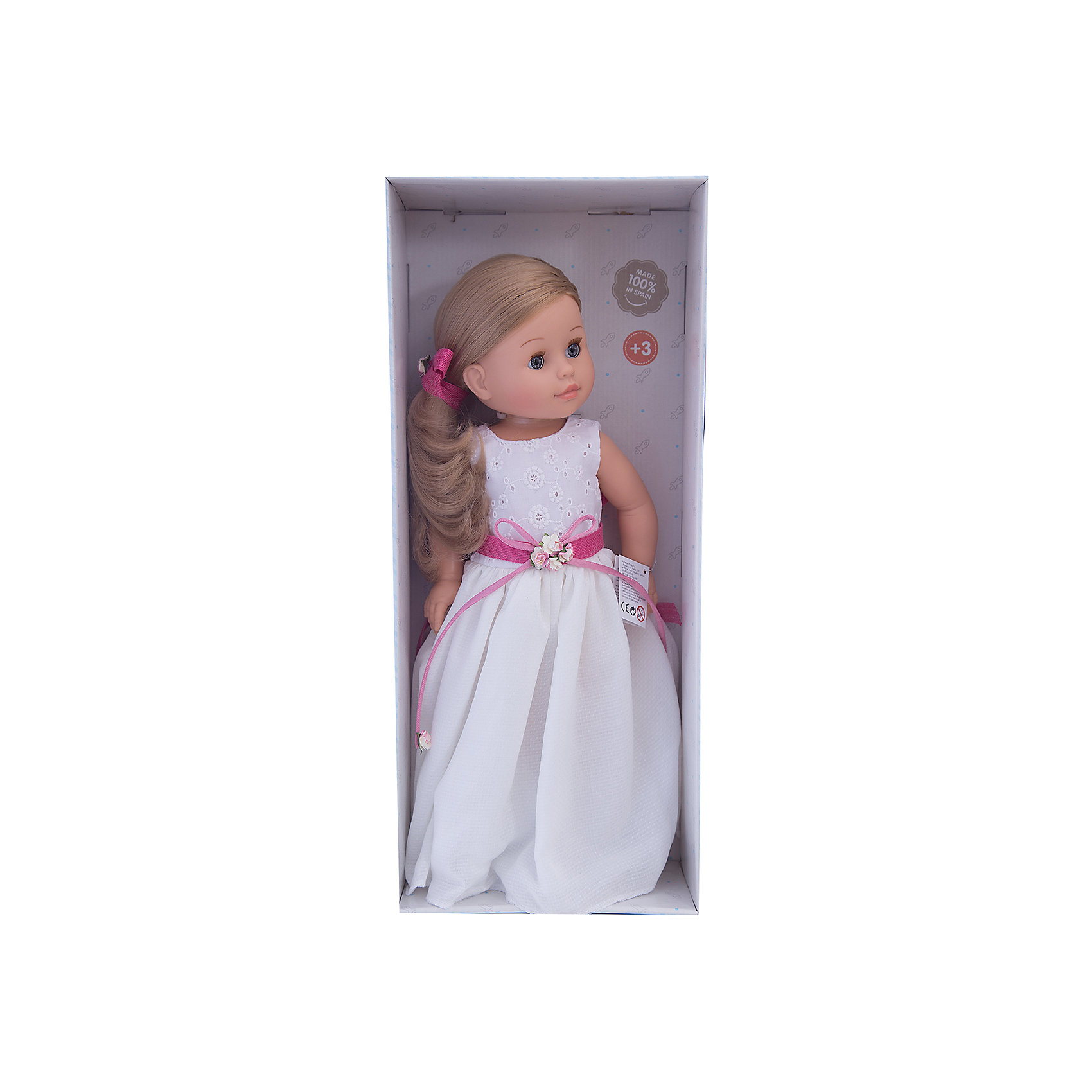 Paola Reina Кукла Эмма, 42 см, Paola Reina paola reina кукла амор 42 см paola reina