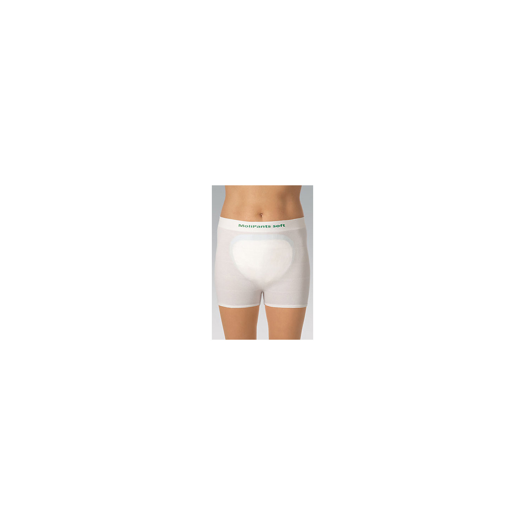 Штанишки удлиненные MoliPants Soft (M) 5шт., Hartmann