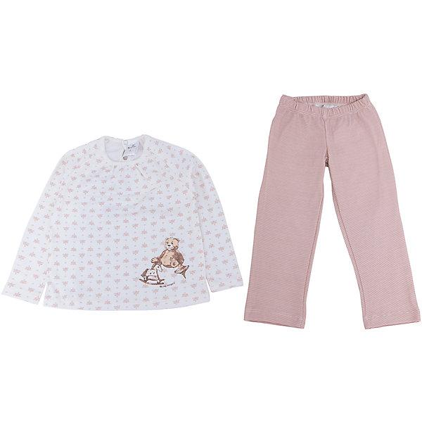 Пижама МамуляндияПижамы и сорочки<br>Комплект домашний (пижама)  для детей, оформлен гипоаллергенным водным принтом . Изготовлен из трикотажного полотна высшего качества с фирменным набивным рисунком Мамуляндия. <br>Состав 100% хлопок (пенье)<br>Размеры: <br>Рекомендации по уходу: стирать при 40 С, гладить при средней температуре, носить с удовольствием. Состав: 100% хлопок<br><br>Ширина мм: 281<br>Глубина мм: 70<br>Высота мм: 188<br>Вес г: 295<br>Цвет: бежевый<br>Возраст от месяцев: 72<br>Возраст до месяцев: 84<br>Пол: Унисекс<br>Возраст: Детский<br>Размер: 122,86,92,98,104,110,116<br>SKU: 4797229