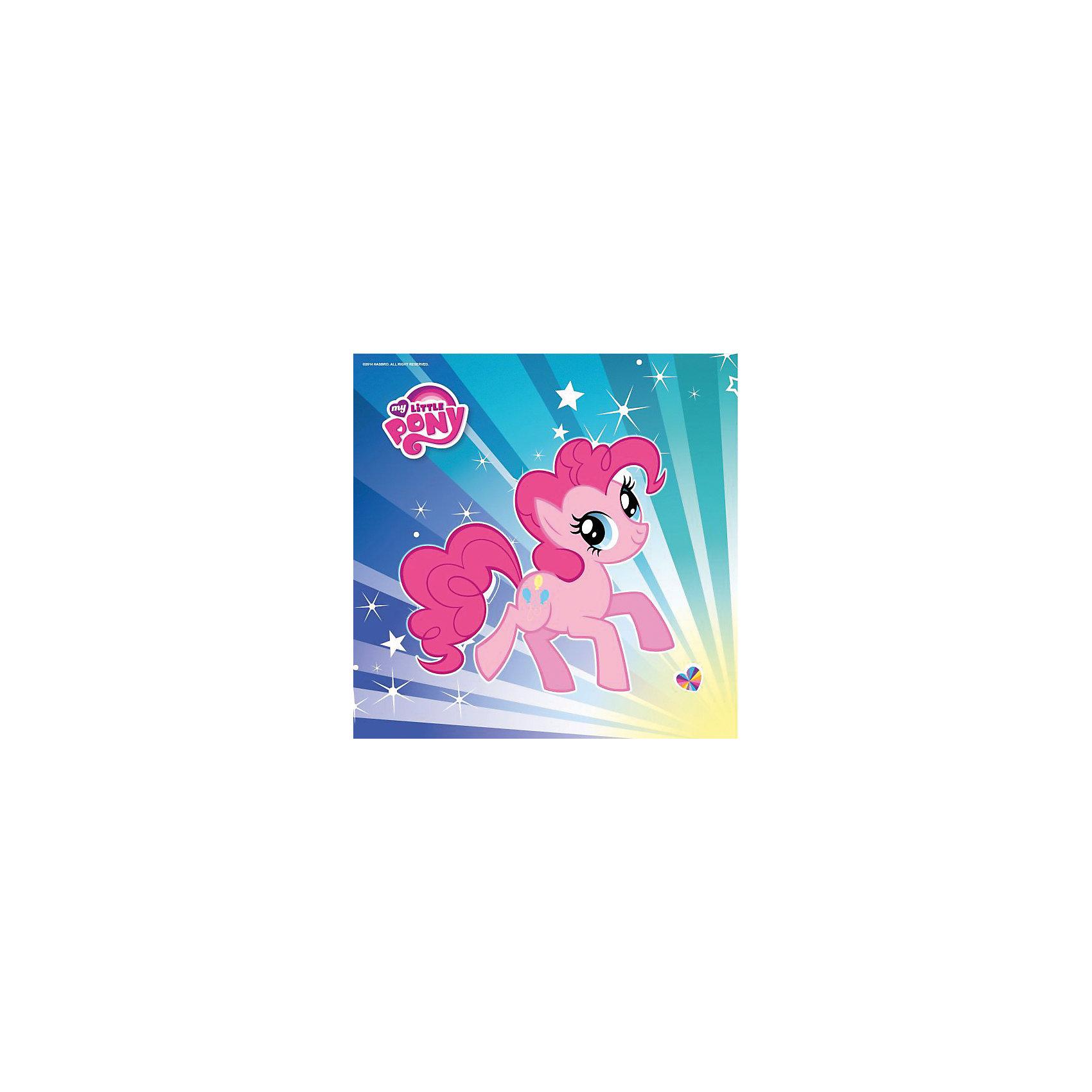 Набор из 12-и салфеток, My Little PonyMy little Pony<br>Набор из 12-ти салфеток Мои маленькие пони украсят ваш праздничный стол!<br>Красивая лошадка, изображенная на салфетке, вызовет улыбку и поможет вспомнить интересные приключения, о которых рассказывалось в популярном мультфильме. Салфетки изготовлены из тонкой бумаги, которая хорошо впитывает влагу.<br><br>Дополнительная информация:<br><br>- Материал: бумага.<br>- Комплект: 12 шт.<br>- Размер упаковки: 18х23х1 см.<br>- Вес в упаковке: 60 г.<br><br>Купить набор из 12-и салфеток, My Little Pony   можно в нашем магазине.<br><br>Ширина мм: 18<br>Глубина мм: 23<br>Высота мм: 1<br>Вес г: 60<br>Возраст от месяцев: 12<br>Возраст до месяцев: 2147483647<br>Пол: Женский<br>Возраст: Детский<br>SKU: 4797422