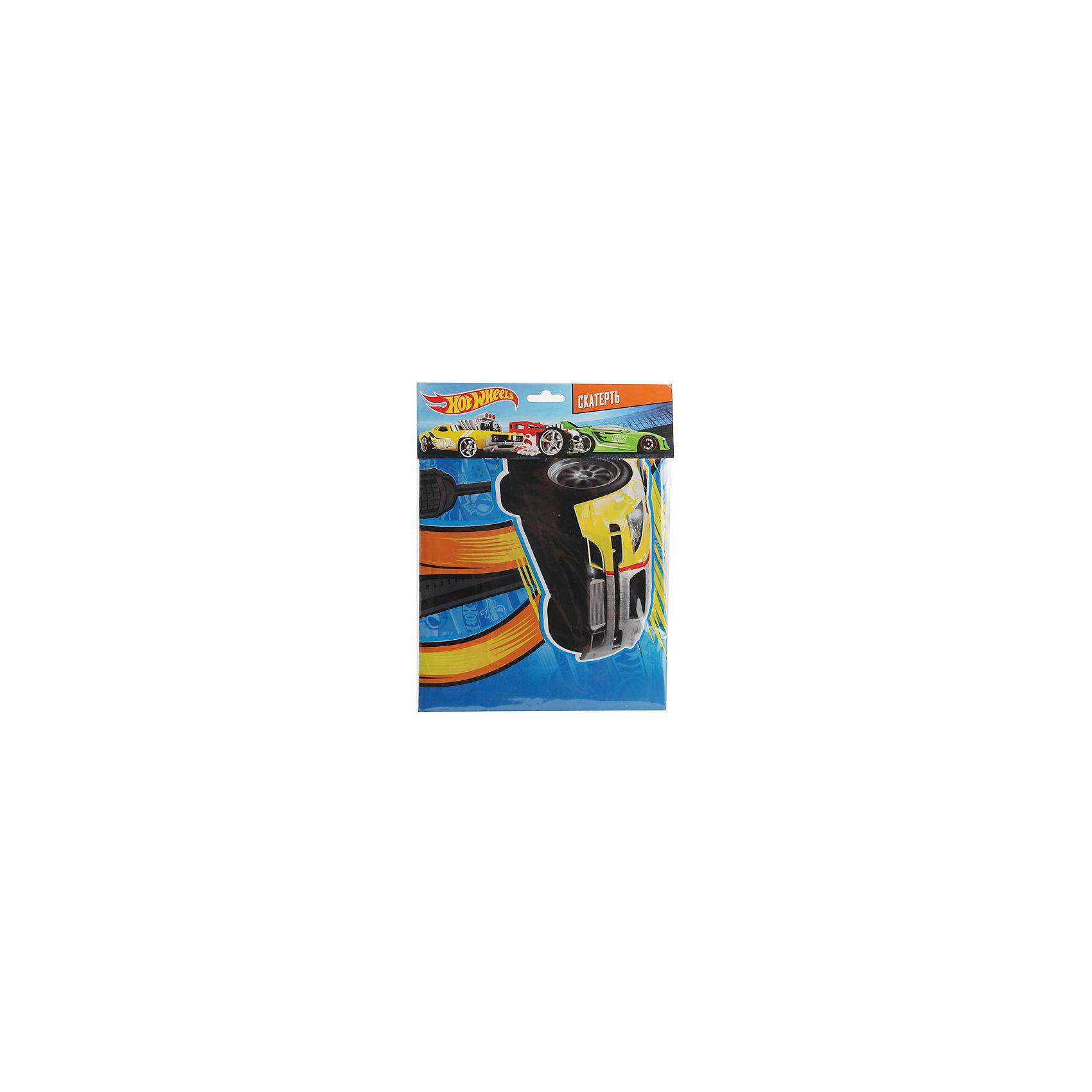 Скатерть, Hot WheelsСкатерть с изображением машинок — праздничный аксессуар, идеально подходящий для детской тематической вечеринки или дня рождения маленького любителя игрушек Хот Вилс! Скатерть позволяет накрыть большой стол. Она изготовлена из практичного материала и может быть использована много раз — достаточно протереть ее от пятен.<br><br>Дополнительная информация:<br><br>- Материал: полиэтилен.<br>- Размер скатерти: 180х140 см.<br>- Размер упаковки: 22х18х1 см.<br>- Вес в упаковке: 90 г.<br><br>Купить скатерть Hot Wheels можно в нашем магазине.<br><br>Ширина мм: 22<br>Глубина мм: 18<br>Высота мм: 1<br>Вес г: 90<br>Возраст от месяцев: 12<br>Возраст до месяцев: 2147483647<br>Пол: Мужской<br>Возраст: Детский<br>SKU: 4797427