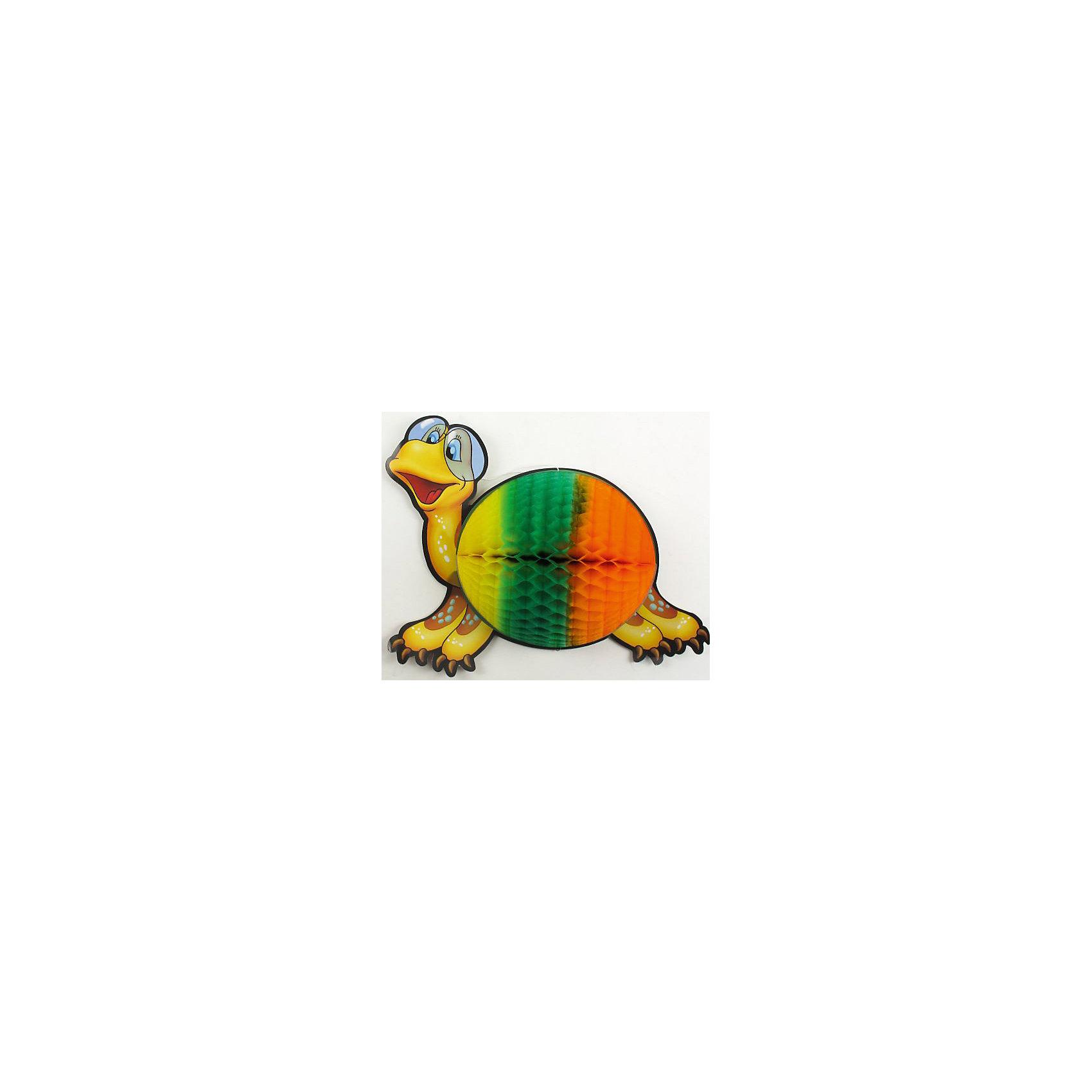 Бумажный фонарик ЧерепахаЯркий бумажный фонарик Черепаха поможет создать праздничное и веселое настроение на торжестве вашего ребенка!<br><br>Дополнительная информация:<br><br>- Возраст: от 3 лет.<br>- Материал: бумага.<br>- Размер упаковки: 30х52х1 см.<br>- Вес в упаковке: 100 г.<br><br>Купить бумажный фонарик Черепаха можно в нашем магазине.<br><br>Ширина мм: 30<br>Глубина мм: 52<br>Высота мм: 1<br>Вес г: 100<br>Возраст от месяцев: 12<br>Возраст до месяцев: 2147483647<br>Пол: Унисекс<br>Возраст: Детский<br>SKU: 4797449