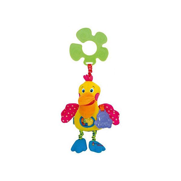 Голодный пеликан подвеска, Ks KidsИгрушки для новорожденных<br>Голодный пеликан подвеска, Ks Kids (Кс Кидс) ? развивающая игрушка-подвеска, предназначенная для детей с самого рождения. Подвеска выполнена в форме знаменитого персонажа Кс Кидс ? очаровательного голодного пеликана. <br>У пеликана все элементы тела издают шуршащие и хрустящие звуки, в правой лапе ? погремушка, пищалка ? в животе, к левому крылу прикреплен резиновый прорезыватель-пеликан. Кроме того, на животе пеликана имеется прозрачный кармашек, в котором плавают четыре разноцветные рыбки. Лапки птицы могут оттягиваться. <br>К пластиковому кольцу-держателю пеликан прикреплен яркой широкой резинкой. Если резинку оттянуть, при возвращении ее в исходное состояние, игрушка будет слегка вибрировать. Самого пеликана можно подвешивать к абсолютно любому поручню: будь то коляска, кроватка, автокресло, стульчик для кормления или дуга от любого развивающего коврика. <br>Игрушка изготовлена из высококачественного гипоаллергенного текстильного материала.<br>Все элементы Голодного пеликана подвески, Ks Kids (Кс Кидс) способствуют раннему сенсомоторному развитию вашего малыша. <br><br>Дополнительная информация:<br><br>- Вид игр: развивающие<br>- Предназначение: для дома, для прогулки<br>- Материал: текстиль, пластик<br>- Размер: 12*20*3 см<br>- Вес: 190 г<br>- Особенности ухода: можно стирать в щадящем режиме<br><br>Подробнее:<br><br>• Для детей в возрасте: от 0 месяцев до 1 года<br>• Страна производитель: Китай<br>• Торговый бренд: Ks Kids (Кс Кидс)<br><br>Голодного пеликана подвеску, Ks Kids (Кс Кидс) можно купить в нашем интернет-магазине.<br>Ширина мм: 120; Глубина мм: 200; Высота мм: 30; Вес г: 190; Возраст от месяцев: 0; Возраст до месяцев: 12; Пол: Унисекс; Возраст: Детский; SKU: 4799442;