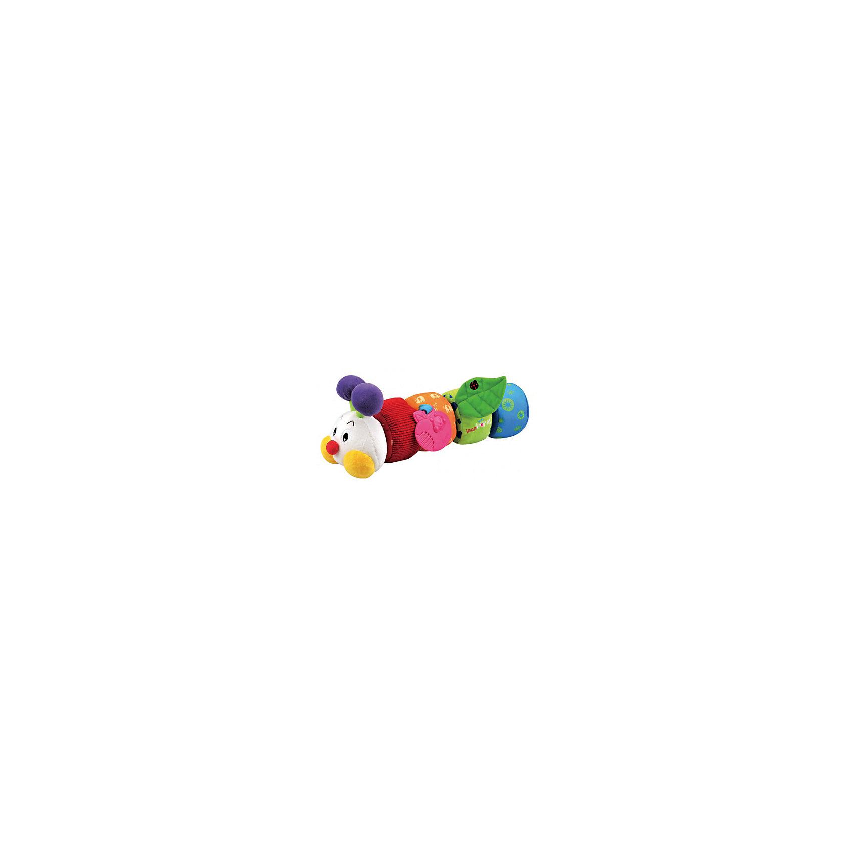 Игрушка-сортер Гусеничка, Ks KidsИгрушка-сортер Гусеничка, Ks Kids (Кс Кидс)  ? развивающая многофункциональная игрушка, предназначенная самого раннего возраста. Игрушка-сортер выполнена из высококачественных гипоаллергенных материалов, приятных на ощупь. Гусеничка состоит из 5 деталей: милая мордочка с яркими элементами и 4 мягких блока-кубика. Каждый блок наделен своими особенностями: на одном имеется прорезыватель, на втором ? безопасное зеркальце, на третьем ? шуршащий листочек, а в четвертом ?тзвенящий элемент внутри кубика. Между собой кубики соединяются благодаря отверстиям и выпуклым элементам в форме геометрических фигур. Поэтому, собрать в произвольном порядке тело гусенички не получится, что имеет достаточно важный обучающий смысл.<br>Игрушка-сортер Гусеничка, Ks Kids (Кс Кидс)  ? игрушка, с которой ваш ребенок легко освоит простейшие конструкторские навыки. Функциональные элементы сортера будут способствовать развитию интеллектуальных способностей, пространственного и логического мышления. Для самых маленьких гусеничка будет эффективна с целью развития зрительных, тактильных и слуховых способностей.<br><br>Дополнительная информация:<br><br>- Вид игр: развивающие<br>- Предназначение: для дома, для детского сада, для детских развивающих центров<br>- Материал: текстиль<br>- Размер: 10,5*9*35 см<br>- Вес: 400 г<br>- Особенности ухода: допускается ручная стирка<br><br>Подробнее:<br><br>• Для детей в возрасте: от 0 года до 1 года<br>• Страна производитель: Китай<br>• Торговый бренд: Ks Kids (Кс Кидс)<br><br>Игрушку-сортер Гусеничку, Ks Kids (Кс Кидс) можно купить в нашем интернет-магазине.<br><br>Ширина мм: 105<br>Глубина мм: 90<br>Высота мм: 350<br>Вес г: 400<br>Возраст от месяцев: 12<br>Возраст до месяцев: 36<br>Пол: Унисекс<br>Возраст: Детский<br>SKU: 4799445