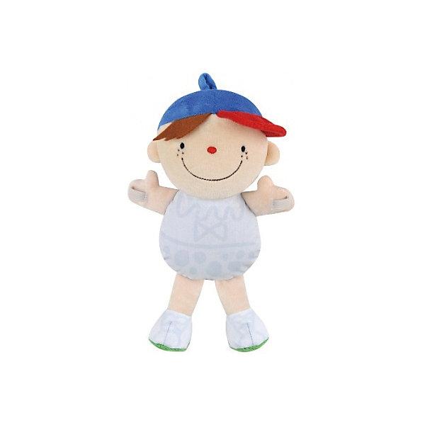 Вейн Что носить, Ks KidsКуклы<br>Вейн Что носить, Ks Kids (Кс Кидс) ? уникальная кукла от всемирно известного производителя детских игрушек. Вейн ? это мягкая текстильная кукла в образе веселого мальчика, которого нужно одеть. Но одежда у него совершенно особенная ? ее нужно нарисовать.<br>Туловище и ботиночки куклы выполнены из специального материала, на котором можно рисовать водными фломастерами, которые идут в комплекте. Для начала рисования, фломастеры необходимо наполнить водой. После этого можно приступать к творческому процессу. После высыхания рисунок исчезает и творческий процесс можно начинать заново.<br>Вейн Что носить, Ks Kids (Кс Кидс) ? это игра, в которой любой ребенок может почувствовать себя в роли дизайнера одежды.<br>Игра Вейн Что носить, Ks Kids будет способствовать развитию художественных способностей, воображения, а также научит усидчивости и терпению.<br><br>Дополнительная информация:<br><br>- Вид игр: сюжетно-ролевые, творческие<br>- Предназначение: для дома<br>- Комплектация: кукла и 2 фломастера<br>- Материал: текстиль, пластик<br>- Размер: 20*26*7 см<br>- Вес: 275 г<br>- Особенности ухода: разрешается стирать в щадящем режиме<br><br>Подробнее:<br><br>• Для детей в возрасте: от 3 лет до 7 лет<br>• Страна производитель: Китай<br>• Торговый бренд: Ks Kids (Кс Кидс)<br><br>Вейна Что носить, Ks Kids (Кс Кидс) можно купить в нашем интернет-магазине.<br><br>Ширина мм: 200<br>Глубина мм: 260<br>Высота мм: 70<br>Вес г: 275<br>Возраст от месяцев: 36<br>Возраст до месяцев: 84<br>Пол: Унисекс<br>Возраст: Детский<br>SKU: 4799451