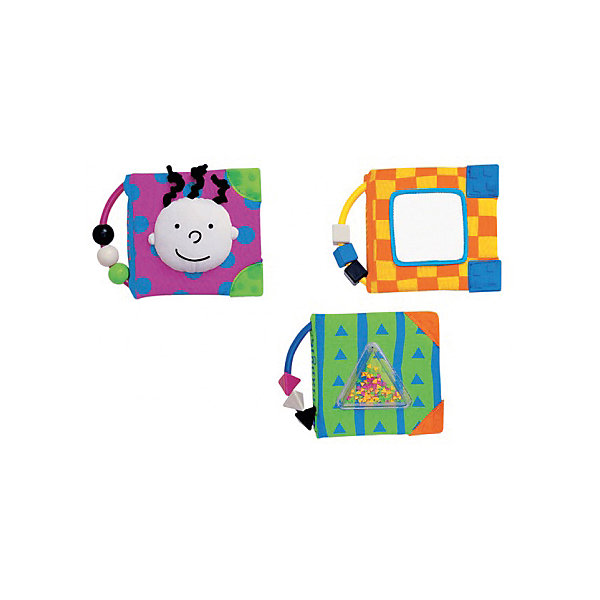 Набор мягких книжек для изучения форм, Ks KidsРазвивающие игрушки<br>Набор мягких книжек для изучения форм, Ks Kids (Кс Кидс) ? одни из самых первых книжем малыша, которые дают общее представление о геометрических фигурах в окружающем мире. Комплект состоит из трех книг, каждая из которых посвящена одной фигуре: круг, треугольник, квадрат. Уникальность этих книг состоит в том, что в них предусмотрено не только зрительные образы, но и что самое важное для малышей ? тактильные образы. На переплете каждой книжки имеется дуга с нанизанными на нее с теми геометрическими фигурками, о которых рассказывается в книжке. <br>Каждая книжка состоит из трех листов с разнообразными звуковыми эффектами: шуршание, пищание, грохотание.<br>Набор мягких книжек для изучения форм, Ks Kids (Кс Кидс) абсолютно безопасен для малышей: все использованные материалы экологически чистые, устойчивые к износу. Совершенно не стоит бояться, если ребенок будет грызть такую книжку, тем более, что прорезиненные уголки на страничках предназначены именно для этих целей.<br>Набор мягких книжек для изучения форм, Ks Kids (Кс Кидс) направлен не только на комплексную сенсомоторику, но и на интеллектуальное развитие вашего малыша.<br><br>Дополнительная информация:<br><br>- Вид игр: развивающие<br>- Предназначение: для дома<br>- Материал: текстиль, пластик<br>- Размер: 35,5*20*10 см<br>- Вес: 458 г<br>- Особенности ухода: разрешается стирать в щадящем режиме<br><br>Подробнее:<br><br>• Для детей в возрасте: от 1 года до 3 лет<br>• Страна производитель: Китай<br>• Торговый бренд: Ks Kids (Кс Кидс)<br><br>Набор мягких книжек для изучения форм, Ks Kids (Кс Кидс) можно купить в нашем интернет-магазине.<br>Ширина мм: 355; Глубина мм: 200; Высота мм: 100; Вес г: 458; Возраст от месяцев: 12; Возраст до месяцев: 36; Пол: Унисекс; Возраст: Детский; SKU: 4799453;