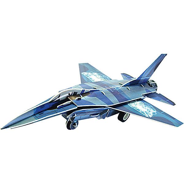 3D Пазл Истребитель F-16 инерционный, 42 детали3D пазлы<br><br>Ширина мм: 160; Глубина мм: 35; Высота мм: 110; Вес г: 110; Возраст от месяцев: 60; Возраст до месяцев: 120; Пол: Унисекс; Возраст: Детский; SKU: 4800759;