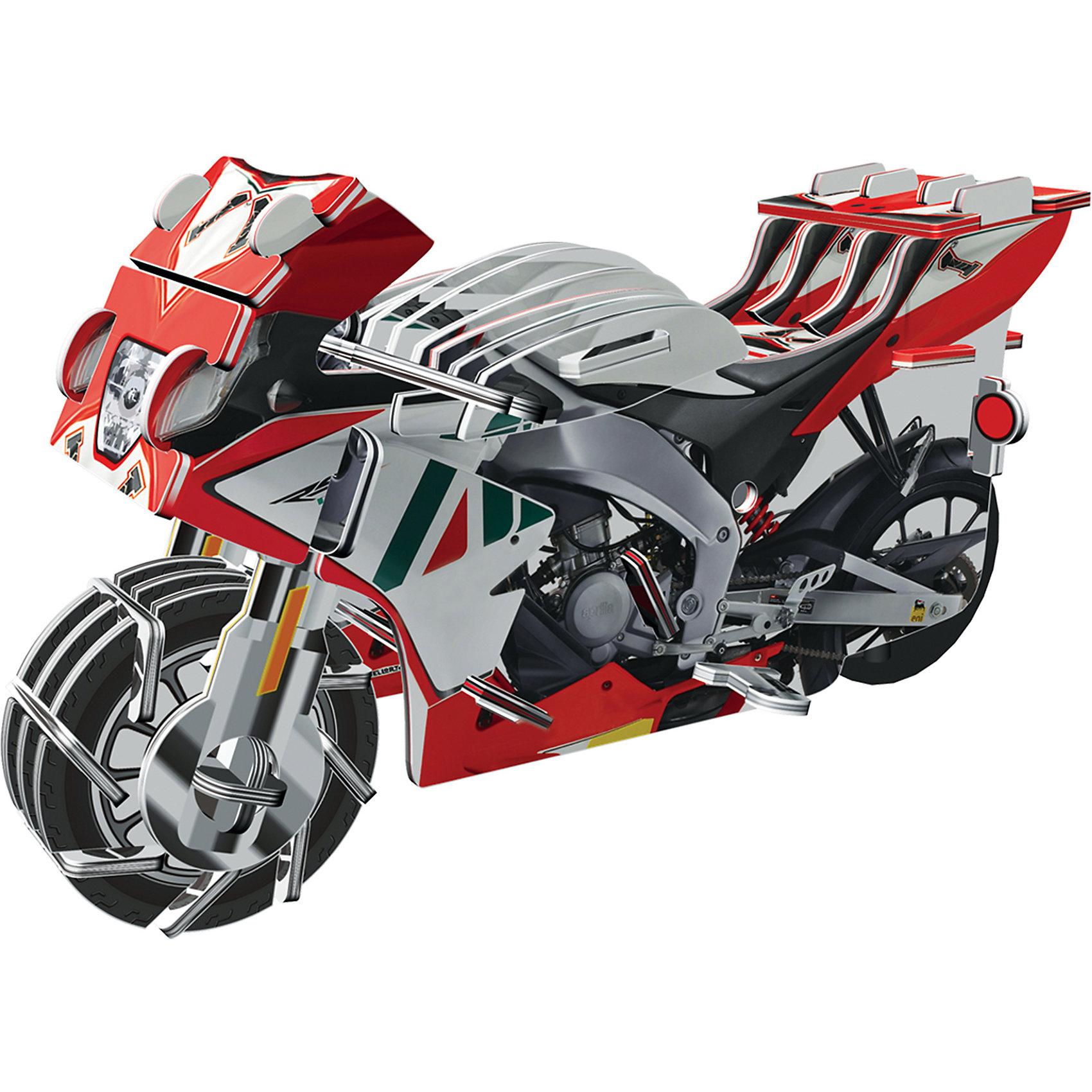 3D Пазл Мотоцикл RGV-250 инерционный, 39 деталей3D пазлы<br><br><br>Ширина мм: 160<br>Глубина мм: 35<br>Высота мм: 110<br>Вес г: 104<br>Возраст от месяцев: 60<br>Возраст до месяцев: 120<br>Пол: Унисекс<br>Возраст: Детский<br>SKU: 4800762