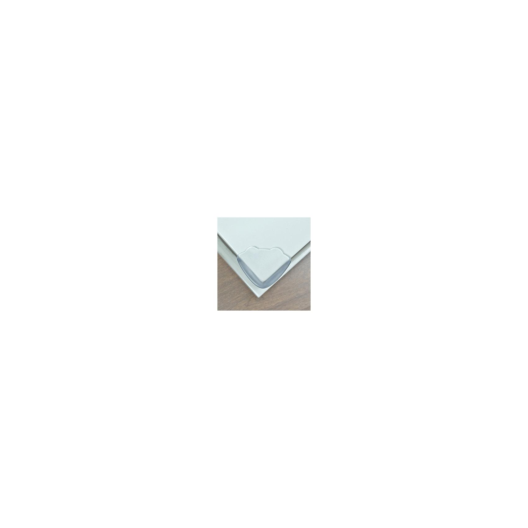 Накладки на углы прозрачные матовые прямоугольные 4 шт., LUBBYБлокирующие и защитные устройства для дома<br>Накладки на углы Прозрачные матовые – это прозрачные накладки, прямоугольной формы, на липучках. Они прикроют острые углы, и защитят Вашего малыша от получения травм. Легко крепятся на углы с помощью липкой основы. Сочетаются с общим интерьером. Крепятся к предметам, имеющим острые углы. Универсальные , т. е.  подходят для любого типа мебели. Липкий слой легко удаляется водой с мылом.<br>Инструкция по применению: Перед применением очистить поверхность от пыли, опилок и жира. Снять защитное покрытие с одной стороны липучек, входящих в комплект. Закрепить липучку на накладку. Затем снять защитный слой со второй стороны липучки. Прикрепить накладку на очищенный угол. Плотно прижать накладку к углу.<br><br>Дополнительная информация: <br><br>- состав: поливинилхлорид, целлюлоза с клейким слоем.<br>- срок службы: 3 года<br>- комплектация: 4 шт.<br><br>Накладки на углы Прозрачные матовые можно купить в нашем интернет-магазине.<br><br>Ширина мм: 200<br>Глубина мм: 200<br>Высота мм: 150<br>Вес г: 350<br>Возраст от месяцев: 0<br>Возраст до месяцев: 36<br>Пол: Унисекс<br>Возраст: Детский<br>SKU: 4801546