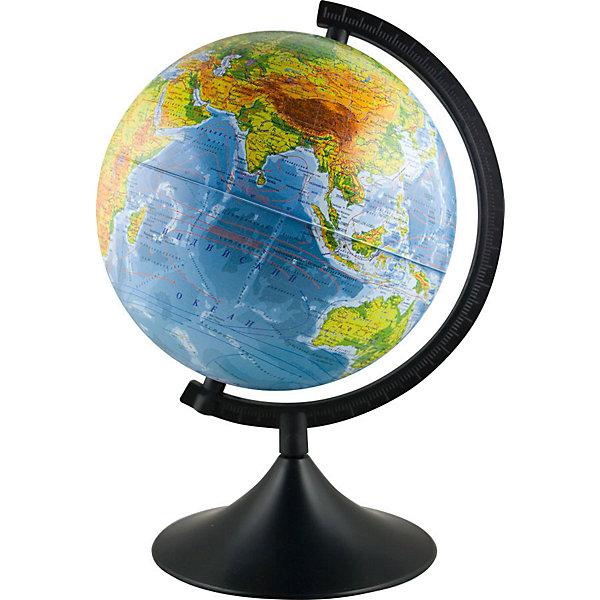 Глобус Земли, физический, диаметр 120Последняя цена<br>Глобус Земли д-р 120 физический<br><br>Ширина мм: 225<br>Глубина мм: 30<br>Высота мм: 180<br>Вес г: 450<br>Возраст от месяцев: 36<br>Возраст до месяцев: 2147483647<br>Пол: Унисекс<br>Возраст: Детский<br>SKU: 4801664