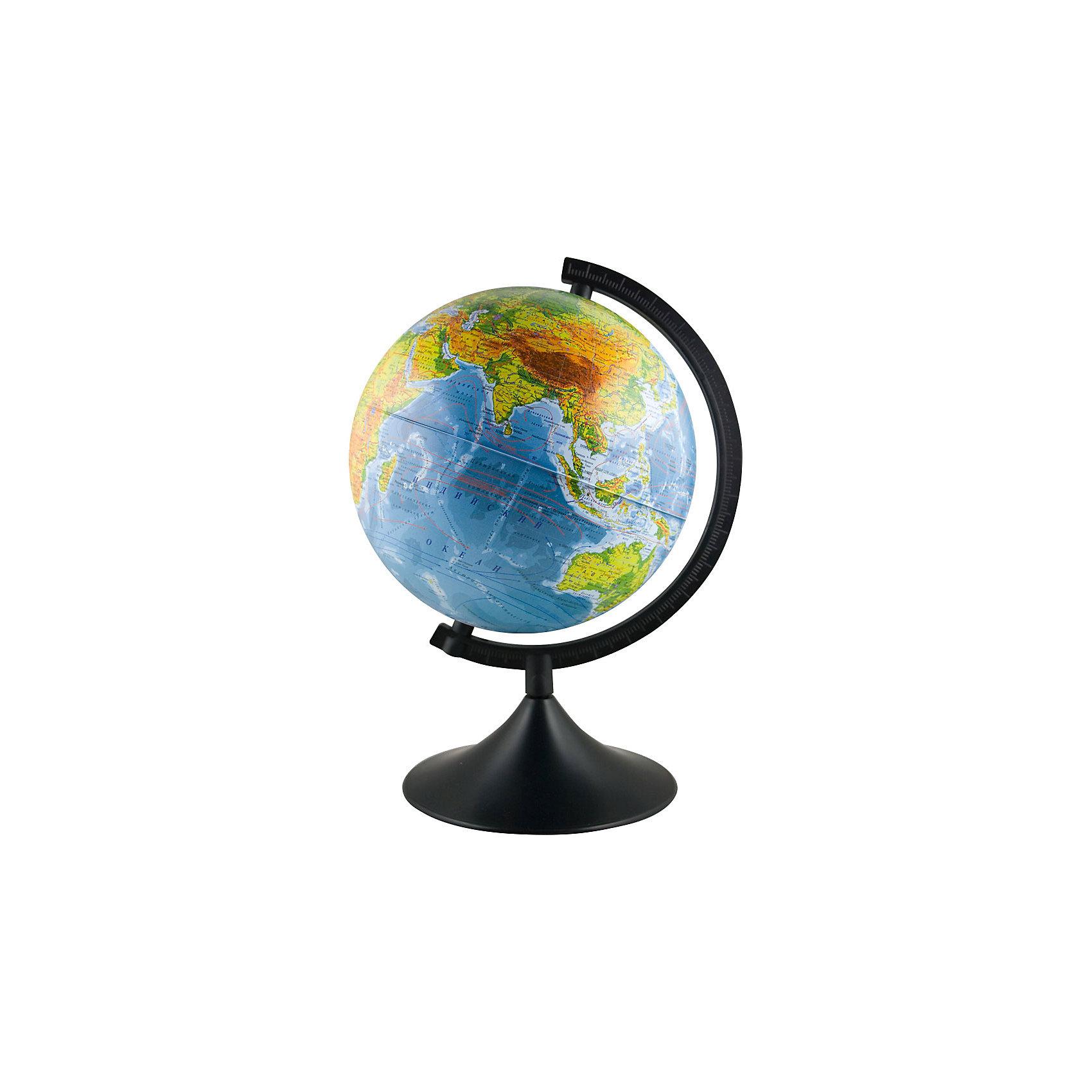 Глобус Земли, физический, диаметр 120Глобусы<br>Глобус Земли д-р 120 физический<br><br>Ширина мм: 225<br>Глубина мм: 30<br>Высота мм: 180<br>Вес г: 450<br>Возраст от месяцев: 36<br>Возраст до месяцев: 2147483647<br>Пол: Унисекс<br>Возраст: Детский<br>SKU: 4801664