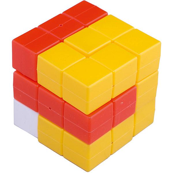 Развивающая игра «Эврика. Кубики для всех»Кубики<br>Описание: В состав каждой игры входят 27 отдельных кубиков, соединённых между собой определенным образом, в результате чего получаются фигуры разной конфигурации. Вариант №3 состоит из восьми фигур: пять «уголков», две фигуры похожих на букву «Г» и одна фигура похожая на букву «Т». Из набора фигур можно сложить огромное количество красивых построек, а самая главная задача игры: сложить куб 3х3х3 разными способами. Последовательность предлагаемых задач в инструкции условна. Вариант игры Эврика, как и все логические кубики развивают пространственное мышление, воображение, память (особенно зрительную), творческие способности, смекалку и сообразительность.<br>Ширина мм: 9; Глубина мм: 9; Высота мм: 9; Вес г: 150; Возраст от месяцев: 36; Возраст до месяцев: 2147483647; Пол: Унисекс; Возраст: Детский; SKU: 4803018;