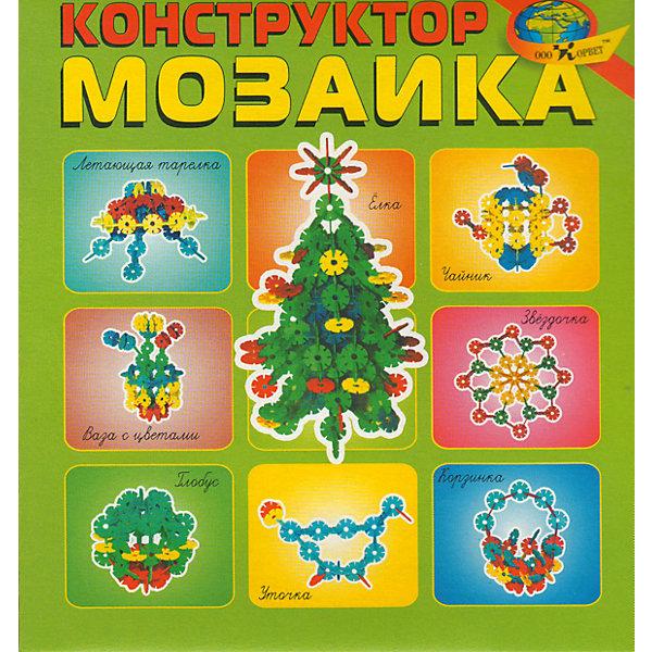 Развивающая игра Конструктор - мозаикаМозаика<br>Игра состоит из круглых плоских фигур с прорезями для соединения. Фигуры четырех цветов в количестве 80 штук по 20 каждого цвета. Наши конструкторы - это занимательные развивающие игры на восприятие цвета, формы, и величины у детей, начиная в раннего возраста. Развивают комбинаторные способности и пространственное воображение.<br>Ширина мм: 15; Глубина мм: 16; Высота мм: 2; Вес г: 70; Возраст от месяцев: 36; Возраст до месяцев: 2147483647; Пол: Унисекс; Возраст: Детский; SKU: 4803030;