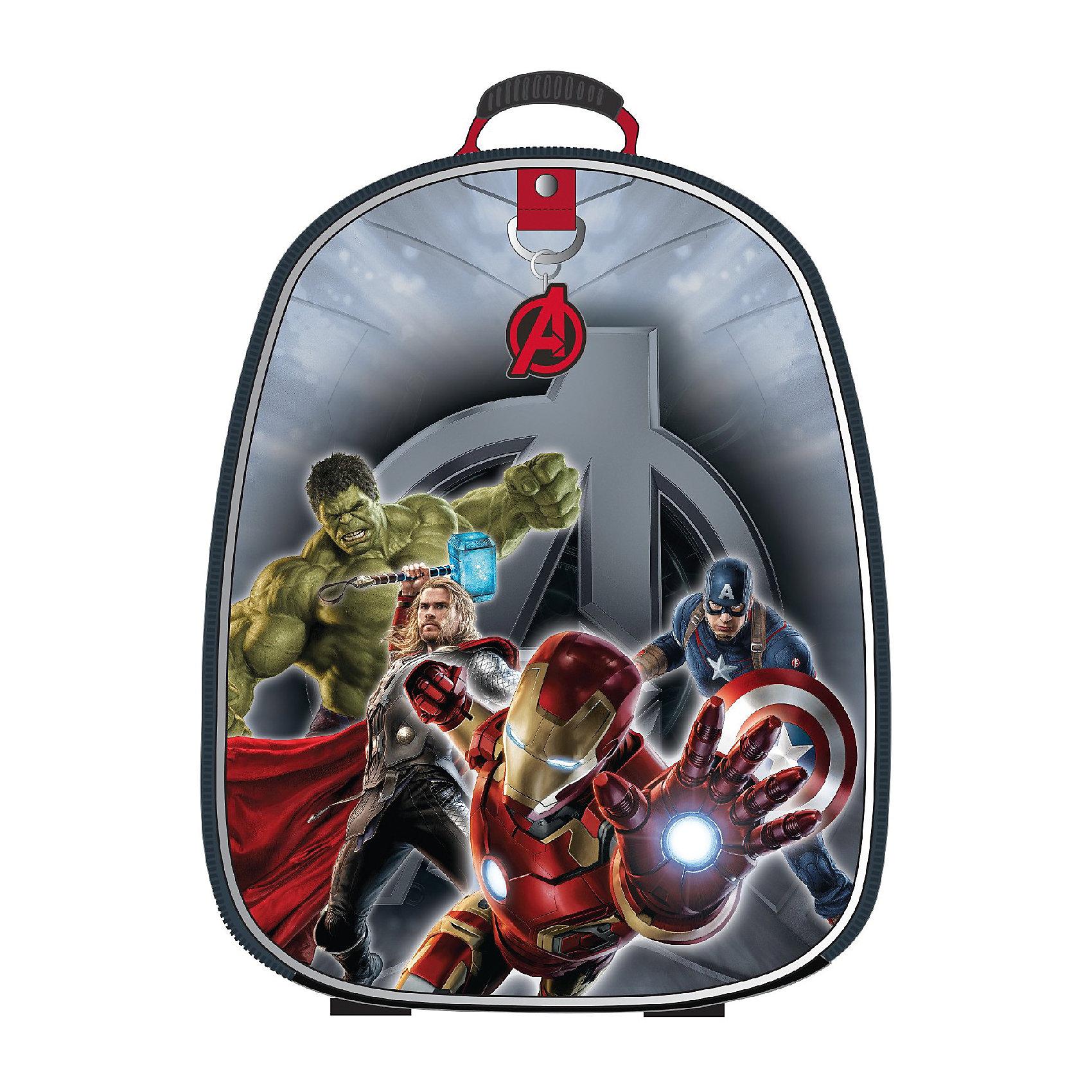 ErichKrause Эргономичный рюкзак Мстители-2 рюкзак детский erichkrause erichkrause школьный рюкзак city explorer
