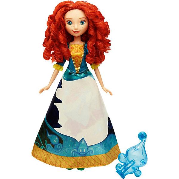 Модная кукла Анна в юбке с проявляющимся принтом, Принцессы ДиснейИгрушки<br>Модная кукла Принцесса в юбке с проявляющимся принтом, Принцессы Дисней (Disney Princess), станет прекрасным подарком для всех маленьких поклонниц диснеевских сказок. В комплект входит кукла в удивительной юбке с проявляющимися принтом и сосуд для воды. В ассортименте представлены 3 куклы: Рапунцель, Золушка и Мерида. Каждая принцесса одета в роскошное бальное платье, большую часть которого занимает белая область. Намочив юбку с помощью специальной емкости для воды, Вы увидите, как на ней проявляется красивый рисунок с эпизодом из сказочной истории героини. Когда юбка высохнет, узор вновь пропадет. Емкость для воды выполнена в форме характерных аксессуаров героинь - волшебная палочка у Золушки, у Рапунцель - волшебная кисть, а у Мериды - волшебный флакон.  <br><br>Дополнительная информация:  <br><br>- В комплекте: кукла, емкость для воды. <br>- Материал: пластик, текстиль. <br>- Высота куклы: 28 см. <br>- Размер упаковки: 20,3 x 6,4 x 32,4 см. <br>- Вес: 0,301 кг.  <br><br>Модную куклу Принцесса в юбке с проявляющимся принтом, Принцессы Дисней (Disney Princess), можно купить в нашем интернет-магазине.<br>Ширина мм: 64; Глубина мм: 203; Высота мм: 324; Вес г: 301; Возраст от месяцев: 36; Возраст до месяцев: 144; Пол: Женский; Возраст: Детский; SKU: 4803326;