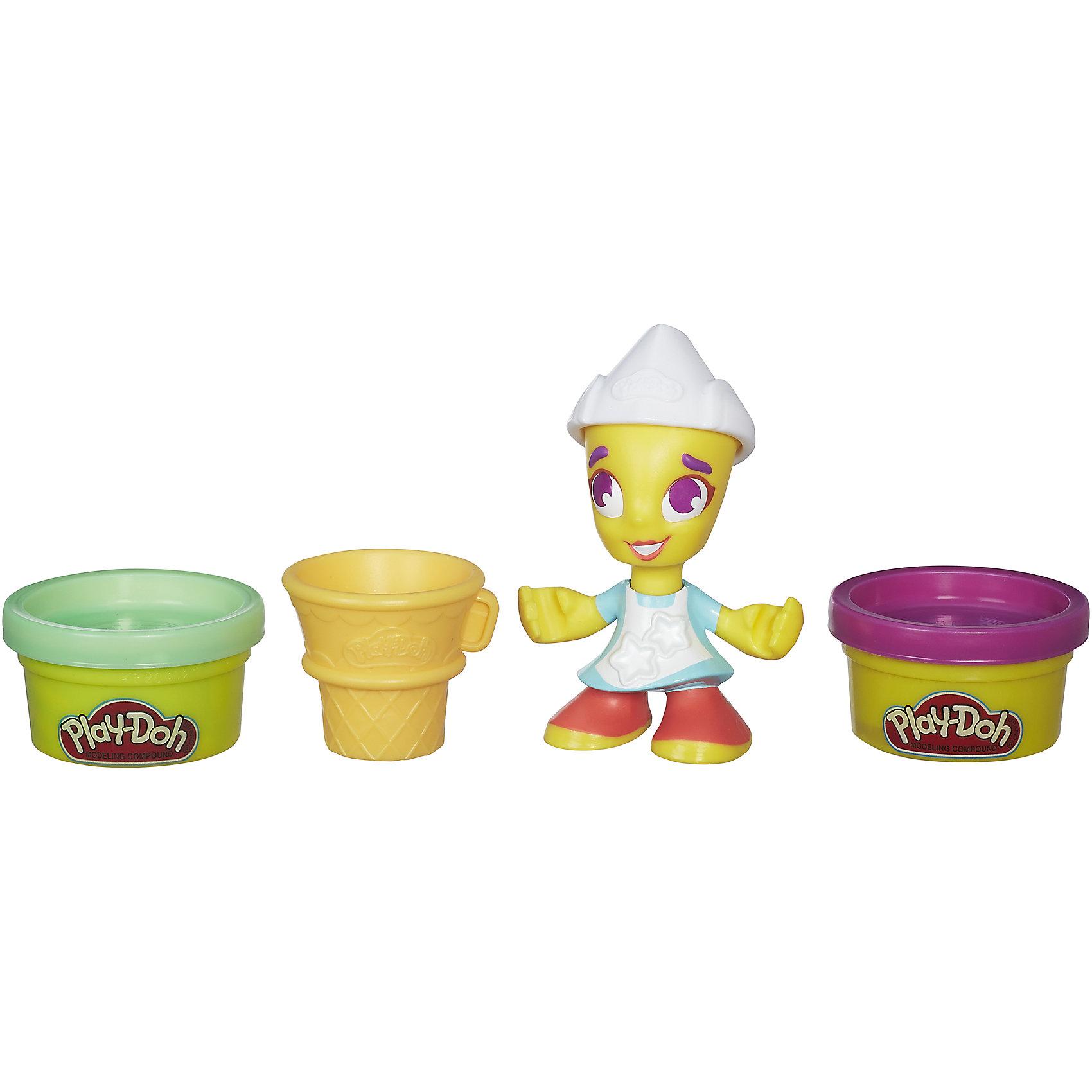 Hasbro Игровой набор Фигурки, Город, Play-Doh, B5960/B5978 всё для лепки play doh игровой набор город магазинчик домашних питомцев