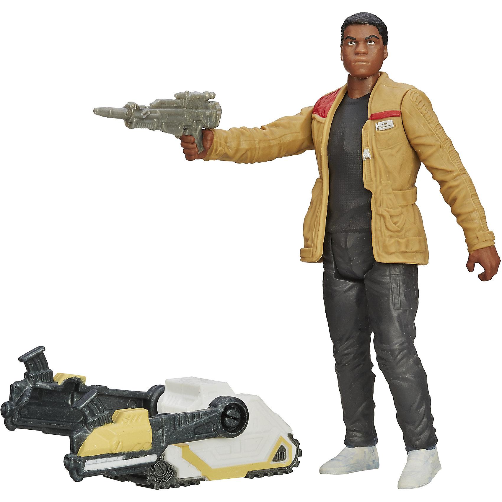 Фигурка вселенной (Пустыня/ Снег), Звездные Войны, ФиннФигурка вселенной (Пустыня/ Снег), Звездные Войны, Финн, Hasbro, станет приятным сюрпризом для Вашего ребенка, особенно если он является поклонником популярной фантастической киносаги Star Wars. В каждый набор входит фигурка участника Снежной миссии или Миссии в пустыне из галактики Звездные Войны (в ассортименте). Игрушка выполнена с высокой степенью детализации и реалистичности. Теперь можно разыгрывать по-настоящему масштабные сражения с любимыми персонажами! У фигурки подвижные части тела, что позволяет придать ей различные позы. К каждому их трёх персонажей одной миссии прилагается оригинальное оружие и составная часть сборного оружия. Собрав и соединив все три детали между собой, можно получить уникальный бластер. Для всех поклонников Звездных войн фигурки составят замечательную коллекцию и дополнят игры новыми персонажами. <br><br>Дополнительная информация:<br><br> - В комплекте: 1 фигурка, 1 оружие. - Материал: пластик. - Высота фигурки: 9,5 см. - Размер упаковки: 21 х 3 х 14 см. - Вес: 50 гр. <br><br>Фигурку вселенной (Пустыня/ Снег), Звездные Войны, Финн, Hasbro, можно купить в нашем интернет-магазине.<br><br>Ширина мм: 210<br>Глубина мм: 140<br>Высота мм: 37<br>Вес г: 63<br>Возраст от месяцев: 48<br>Возраст до месяцев: 96<br>Пол: Мужской<br>Возраст: Детский<br>SKU: 4803342