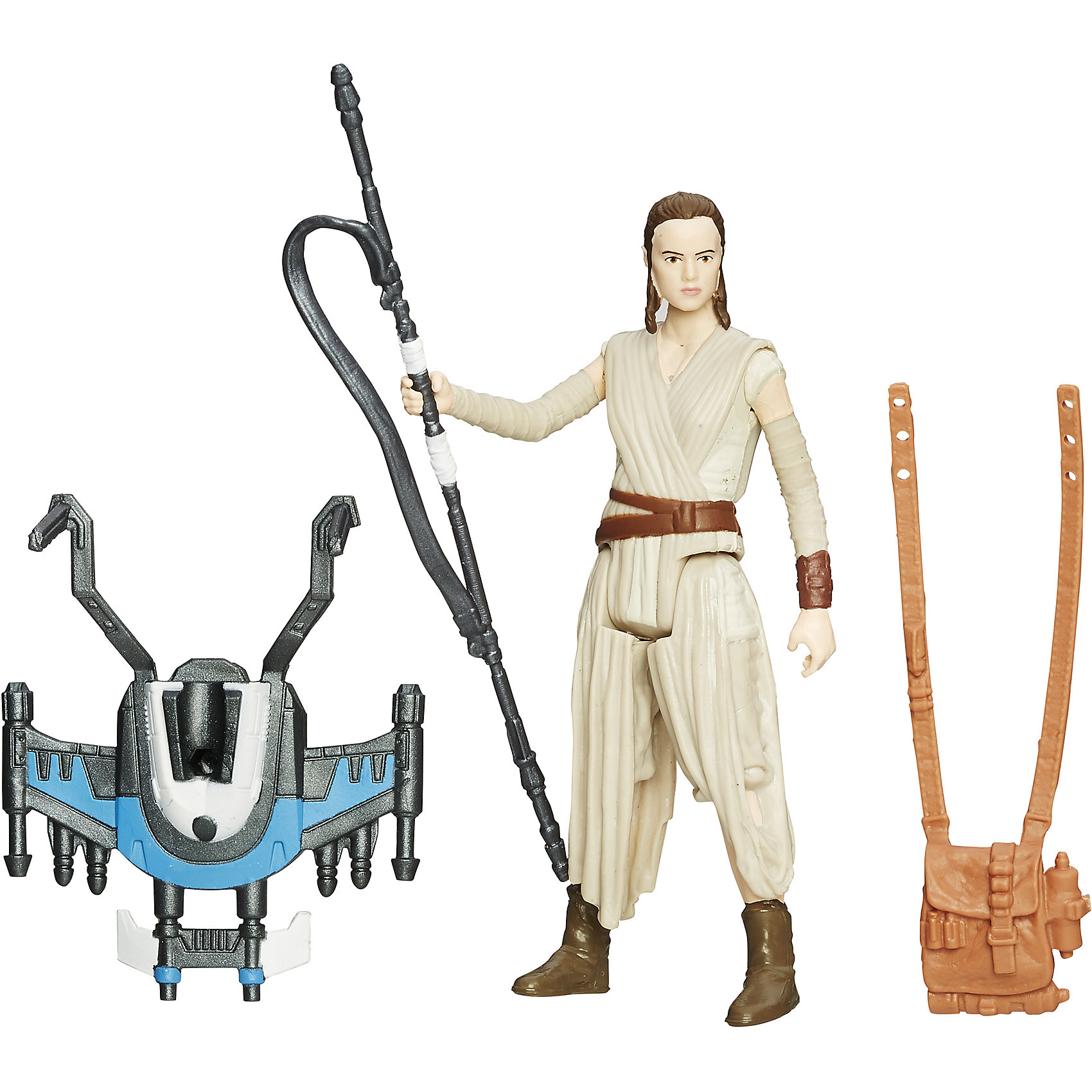 Фигурка вселенной (Пустыня/ Снег), Звездные Войны, РэйФигурка вселенной (Пустыня/ Снег), Звездные Войны, Рэй, Hasbro, станет приятным сюрпризом для Вашего ребенка, особенно если он является поклонником популярной фантастической киносаги Star Wars. <br><br>В каждый набор входит фигурка участника Снежной миссии или Миссии в пустыне из галактики Звездные Войны. Игрушка выполнена с высокой степенью детализации и реалистичности. Теперь можно разыгрывать по-настоящему масштабные сражения с любимыми персонажами! У фигурки подвижные части тела, что позволяет придать ей различные позы. К каждому их трёх персонажей одной миссии прилагается оригинальное оружие и составная часть сборного оружия. Собрав и соединив все три детали между собой, можно получить уникальный бластер. Для всех поклонников Звездных войн фигурки составят замечательную коллекцию и дополнят игры новыми персонажами.  <br><br>Дополнительная информация: <br><br>- В комплекте: 1 фигурка, 1 оружие.<br>- Материал: пластик.<br>- Высота фигурки: 9,5 см.<br>- Размер упаковки: 21 х 3 х 14 см.<br>- Вес: 50 гр.   <br><br>Фигурку вселенной (Пустыня/ Снег), Звездные Войны, Рэй, Hasbro, можно купить в нашем интернет-магазине.<br><br>Ширина мм: 210<br>Глубина мм: 140<br>Высота мм: 37<br>Вес г: 63<br>Возраст от месяцев: 48<br>Возраст до месяцев: 96<br>Пол: Мужской<br>Возраст: Детский<br>SKU: 4803346