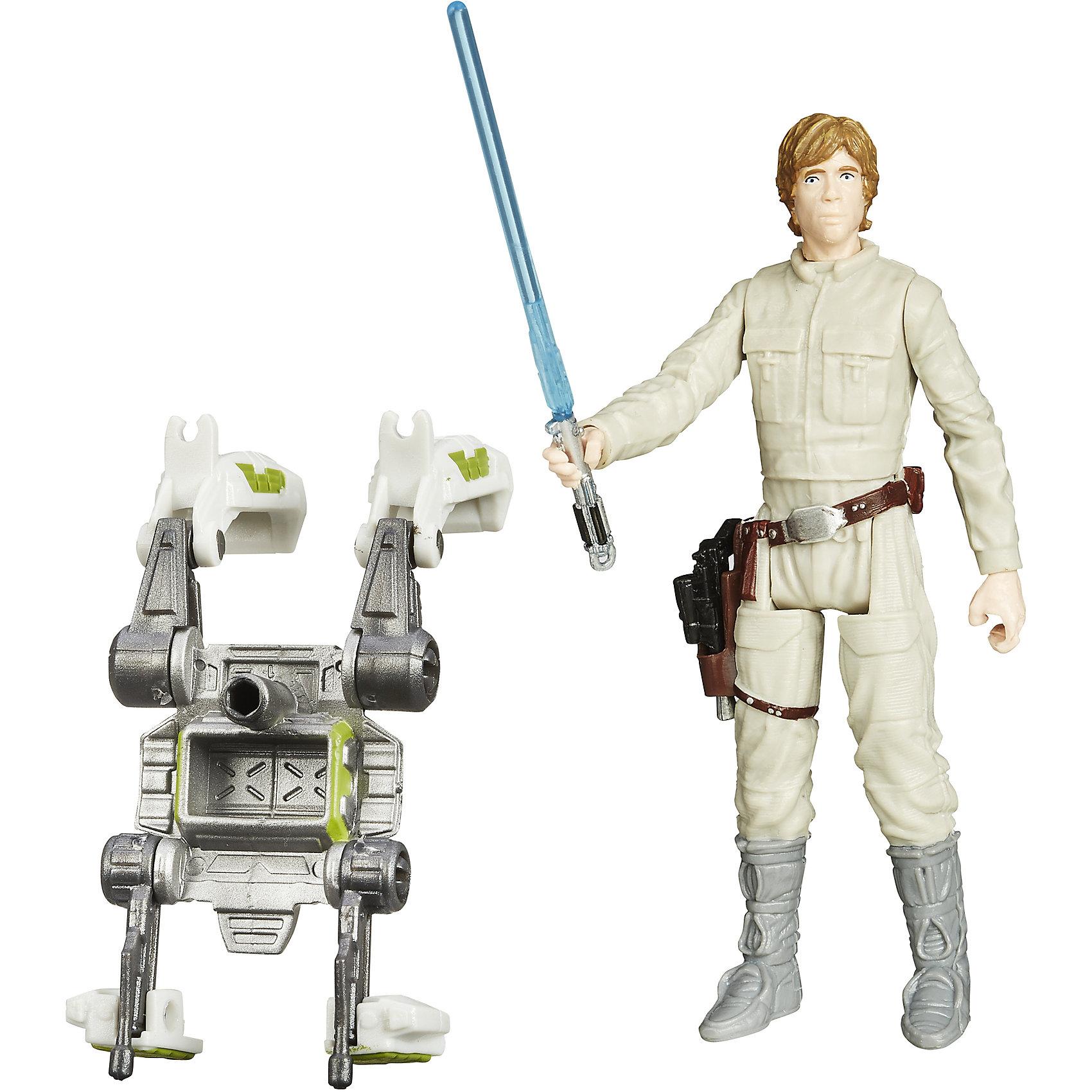 Фигурка вселенной Звездные Войны (Джунгли/ Космос), Люк СкайуокерИгрушки<br>Фигурка станет прекрасным подарком всем поклонникам всемирно известной саги Star Wars. Игрушка прекрасно детализирована, имеет подвижные конечности. В комплекте красный световой меч. Также в наборе есть составная часть орудия. Собери три фигурки и стань обладателем уникального орудия. <br><br>Дополнительная информация:<br><br>- Материал: пластик.<br>- Размер фигурки: 10 см. <br><br><br>Фигурку вселенной Звездные Войны (Джунгли/ Космос), Люк Скайуокер можно купить в нашем магазине.<br><br>Ширина мм: 38<br>Глубина мм: 140<br>Высота мм: 210<br>Вес г: 40<br>Возраст от месяцев: 48<br>Возраст до месяцев: 96<br>Пол: Мужской<br>Возраст: Детский<br>SKU: 4803352