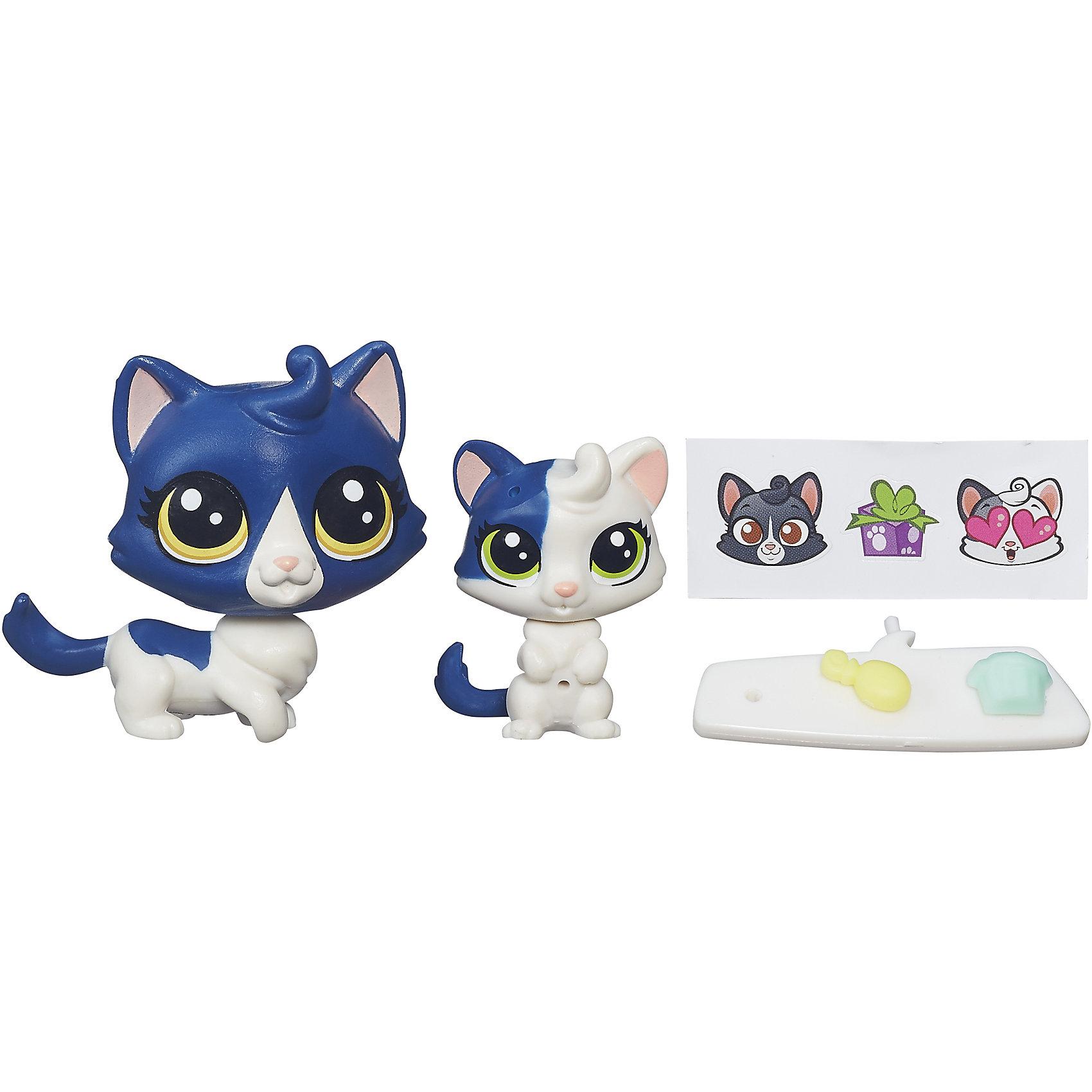 Зверюшка и ее малыш, Littlest Pet Shop, А7313/B4763Зверюшка и ее малыш, Littlest Pet Shop, А7313/B4763<br><br>Характеристики:<br><br>• Состав: кошка, котенок, наклейки и 3 украшения<br>• Возраст: 4+<br>• Материал: пластик, бумага<br>• Размер упаковки: 13 х 13 х 1.5 см<br><br>Коллекция животных из популярного мультфильма «Маленький зоомагазин» порадует каждого малыша. Игрушки сделаны из качественного материала, который не содержит вредных веществ и полностью безопасен для ребенка. В набор входит две игрушки: мама и ее малыш, а также аксессуары и наклейки. Ребенок не только соберет целую серию игрушек, но и сможет их украшать, создавая собственный дизайн.<br><br>Зверюшка и ее малыш, Littlest Pet Shop, А7313/B4763 можно купить в нашем интернет-магазине.<br><br>Ширина мм: 144<br>Глубина мм: 136<br>Высота мм: 40<br>Вес г: 53<br>Возраст от месяцев: 48<br>Возраст до месяцев: 72<br>Пол: Женский<br>Возраст: Детский<br>SKU: 4803369