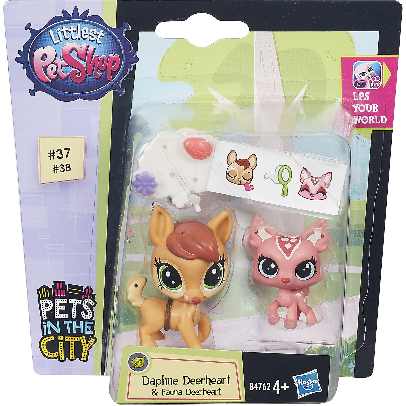 �������� � �� �����, Littlest Pet Shop, �7313/B4762 (Hasbro)