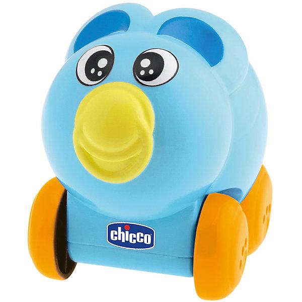 Музыкальная игрушка Кролик на колесах: Ферма, Go Go Music, ChiccoКаталки и качалки<br>Характеристики музыкальной игрушки Go Go Music:<br><br>• звуковые эффекты: музыкальное сопровождение;<br>• тип управления: сенсорное;<br>• блокировка колес;<br>• стимуляция движений крохи: ползти за игрушкой, которая движется вперед;<br>• батарейки включены в комплект: 3 шт. LR44<br>• размер упаковки: 33х29х11,5 см.<br><br>Пластиковый кролик на колесиках из серии «Ферма» имеет сенсорные датчики, после разблокировки колес движется вперед. Движение кролика сопровождается приятной мелодией. <br><br>Музыкальную игрушку Кролик на колесах: Ферма, Go Go Music, Chicco можно купить в нашем интернет-магазине.<br><br>Ширина мм: 295<br>Глубина мм: 330<br>Высота мм: 108<br>Вес г: 450<br>Возраст от месяцев: 6<br>Возраст до месяцев: 24<br>Пол: Унисекс<br>Возраст: Детский<br>SKU: 4803948
