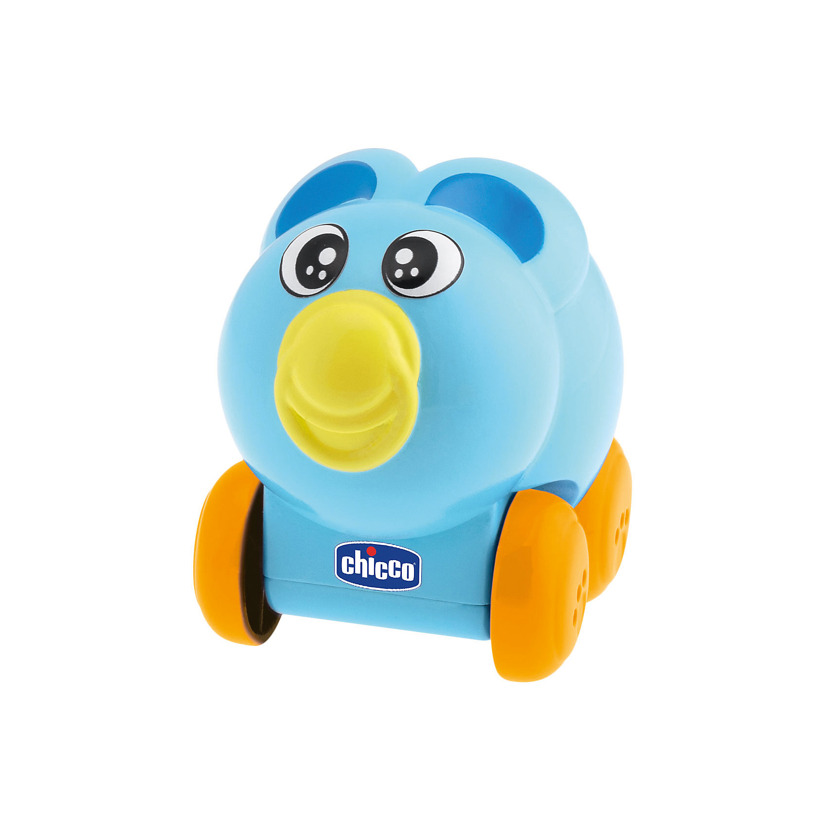 Музыкальная игрушка Кролик на колесах: Ферма, Go Go Music, ChiccoРазвивающие игрушки<br>Характеристики музыкальной игрушки Go Go Music:<br><br>• звуковые эффекты: музыкальное сопровождение;<br>• тип управления: сенсорное;<br>• блокировка колес;<br>• стимуляция движений крохи: ползти за игрушкой, которая движется вперед;<br>• батарейки включены в комплект: 3 шт. LR44<br>• размер упаковки: 33х29х11,5 см.<br><br>Пластиковый кролик на колесиках из серии «Ферма» имеет сенсорные датчики, после разблокировки колес движется вперед. Движение кролика сопровождается приятной мелодией. <br><br>Музыкальную игрушку Кролик на колесах: Ферма, Go Go Music, Chicco можно купить в нашем интернет-магазине.<br><br>Ширина мм: 295<br>Глубина мм: 330<br>Высота мм: 108<br>Вес г: 450<br>Возраст от месяцев: 6<br>Возраст до месяцев: 24<br>Пол: Унисекс<br>Возраст: Детский<br>SKU: 4803948