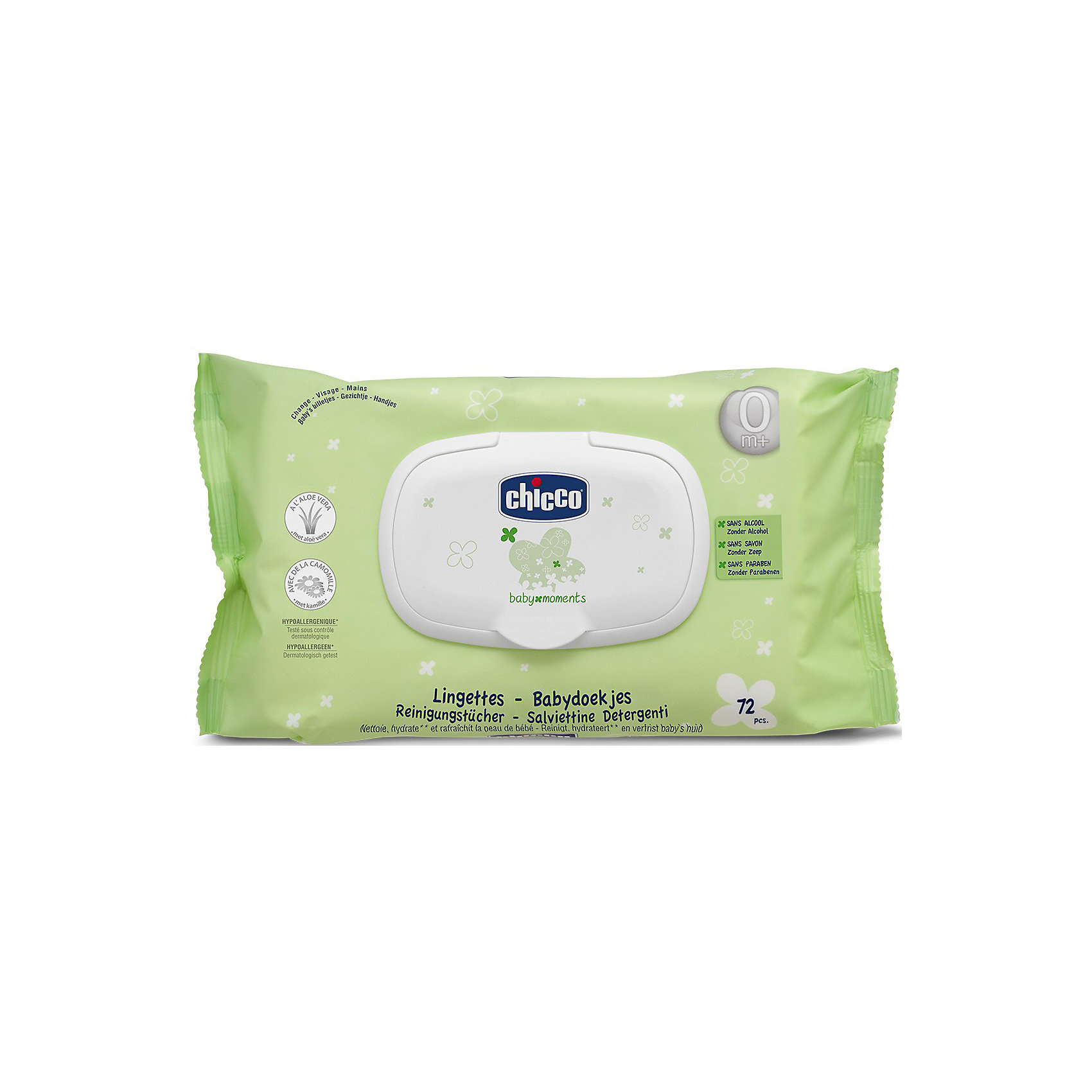�������� ��������� Baby Moments, 0���.+, � ���� ���� � ��������,72��., CHICCO