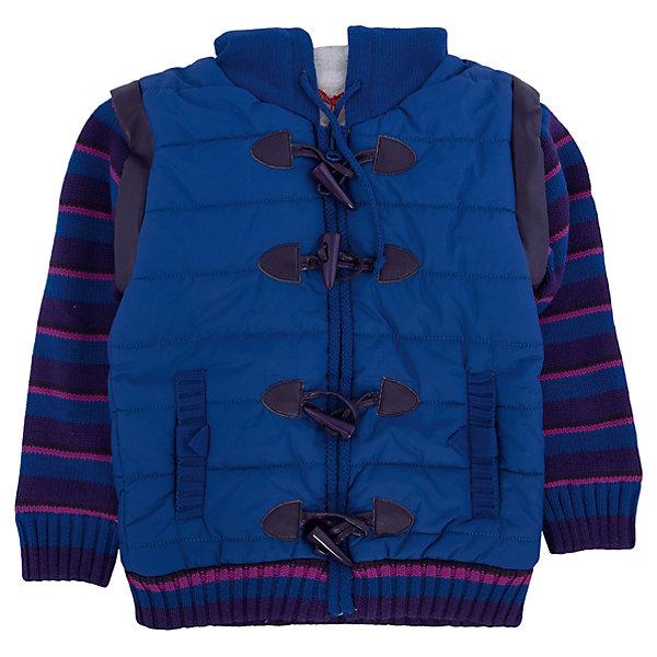 Куртка для девочки PELICANВерхняя одежда<br>Стильная утепленная куртка для девочки поможет разнообразить гардероб ребенка, создать подходящий ситуации и погоде образ. Удобный крой и качественный материал обеспечат ребенку комфорт при ношении этих вещей. <br>Куртка очень стильно смотрится благодаря актуальному дизайну. Подкладка сделана из искусственного меха, очень мягкого, теплого и приятного на ощупь. Есть съемные рукава на молнии, отделка - из искусственной кожи. На пуговицах и молнии, есть карманы и капюшон. Вставка - из дышащего натурального хлопка. <br><br>Дополнительная информация:<br><br>материал: полиэстер, хлопок;<br>застежка - пуговицы, молния;<br>цвет: фиолетовый;<br>капюшон;<br>карманы;<br>съемные рукава.<br><br>Куртку для девочки от бренда PELICAN (Пеликан) можно купить в нашем магазине.<br><br>Ширина мм: 356<br>Глубина мм: 10<br>Высота мм: 245<br>Вес г: 519<br>Цвет: лиловый<br>Возраст от месяцев: 24<br>Возраст до месяцев: 36<br>Пол: Женский<br>Возраст: Детский<br>Размер: 98,104,110,92<br>SKU: 4805058