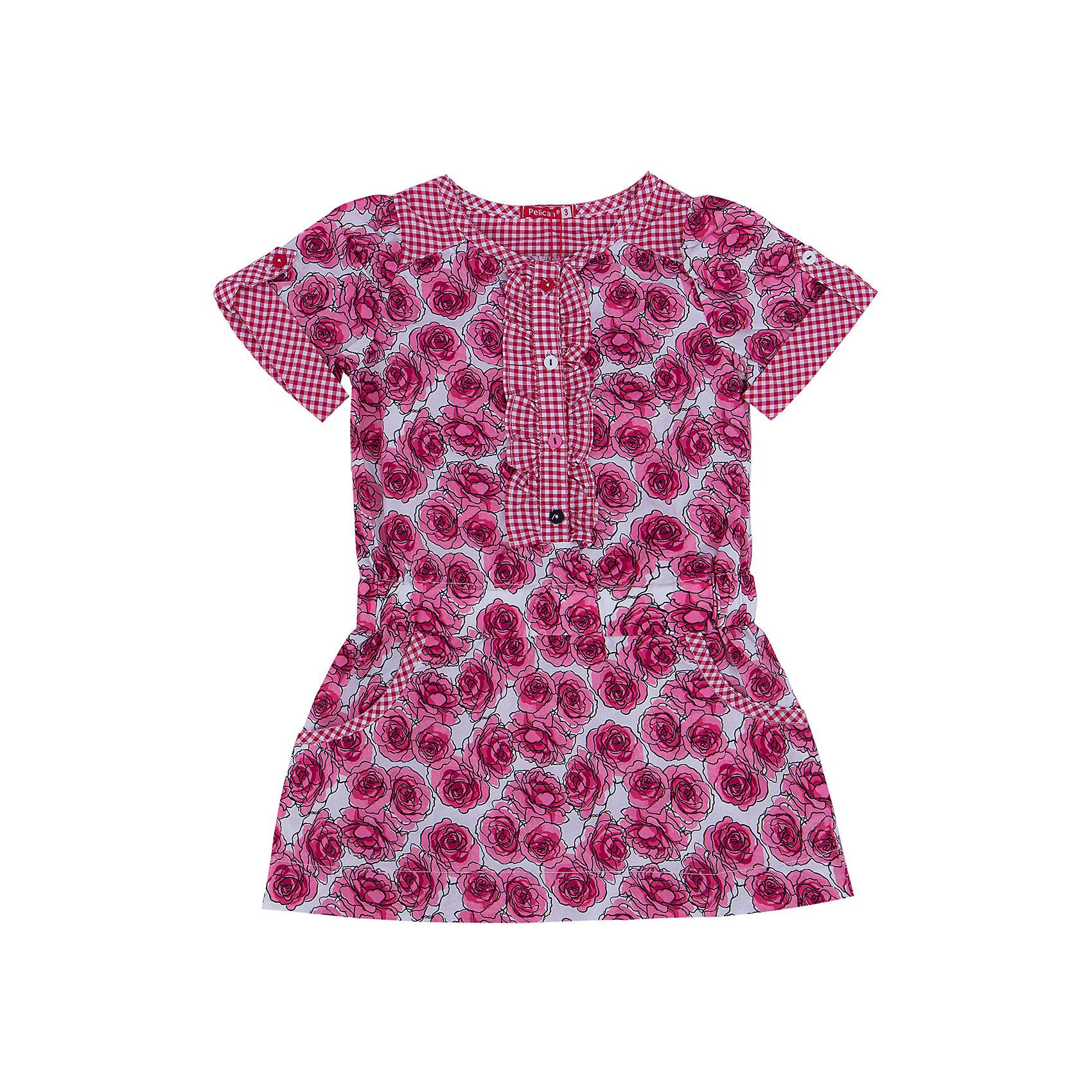 Платье для девочки PELICAN
