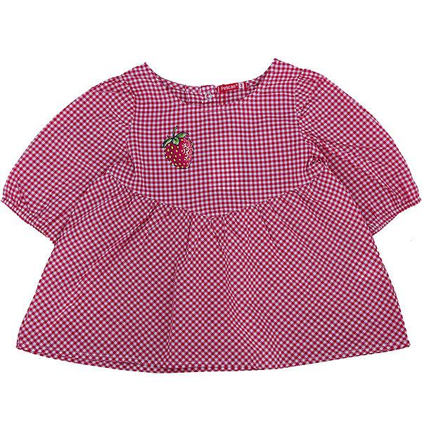 Блузка для девочки PELICANБлузки и рубашки<br>Оригинальная удобная блузка для девочки поможет разнообразить гардероб ребенка, создать легкий подходящий погоде ансамбль. Удобный крой и качественный материал обеспечат ребенку комфорт при ношении этого изделия. <br>Блузка очень симпатично смотрится благодаря актуальному дизайну. Изделие украшено вышивкой в виде клубники. Рукава - длинные. Материал - легкий, отлично подходит для лета, состоит из дышащего натурального хлопка. Очень приятен на ощупь, не вызывает аллергии.<br><br>Дополнительная информация:<br><br>материал: 100% хлопок;<br>цвет: в клетку;<br>вышивка;<br>рукава длинные.<br><br>Блузку для девочки от бренда PELICAN (Пеликан) можно купить в нашем магазине.<br><br>Ширина мм: 186<br>Глубина мм: 87<br>Высота мм: 198<br>Вес г: 197<br>Цвет: розовый<br>Возраст от месяцев: 24<br>Возраст до месяцев: 36<br>Пол: Женский<br>Возраст: Детский<br>Размер: 98,104,110,116<br>SKU: 4805198