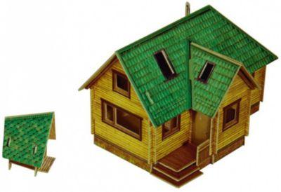 Умная Бумага Сборная модель Дачный домик