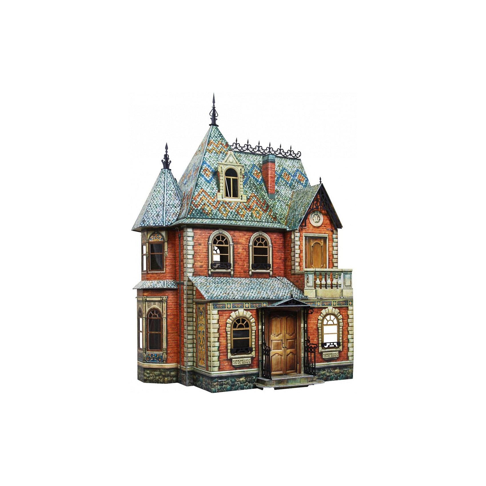 Умная Бумага Сборная модель Кукольный Дом пазл кукольный дом 102671