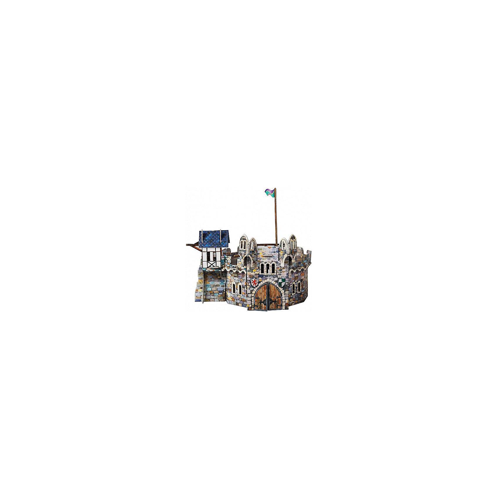 Умная Бумага Сборная модель Круглая Башня
