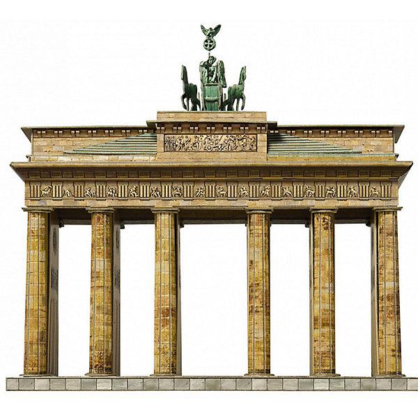Сборная модель Брандербургские ВоротаМодели из бумаги<br>Бранденбургские Ворота - Сборная модель из картона. Серия: Масштабные модели. Количество деталей, шт: 76. Размер в собранном виде, см: 19 x 7,5 x 15,5. Размер упаковки, мм.:  высота 310 ширина 220 глубина 22. Тип упаковки: Картонная коробка. Вес, гр.: 262. Возраст: от 9 лет. Все модели и игрушки, созданные по технологии УМНАЯ БУМАГА собираются без ножниц и клея, что является их неповторимой особенностью.<br>Принцип соединения деталей запатентован. Соединения деталей продуманы и просчитаны с такой точностью, что при правильной сборке с моделью можно играть, как с обычной игрушкой.<br><br>Ширина мм: 220<br>Глубина мм: 22<br>Высота мм: 310<br>Вес г: 262<br>Возраст от месяцев: 84<br>Возраст до месяцев: 2147483647<br>Пол: Унисекс<br>Возраст: Детский<br>SKU: 4807488