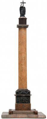 Умная Бумага Сборная модель Александровская колонна