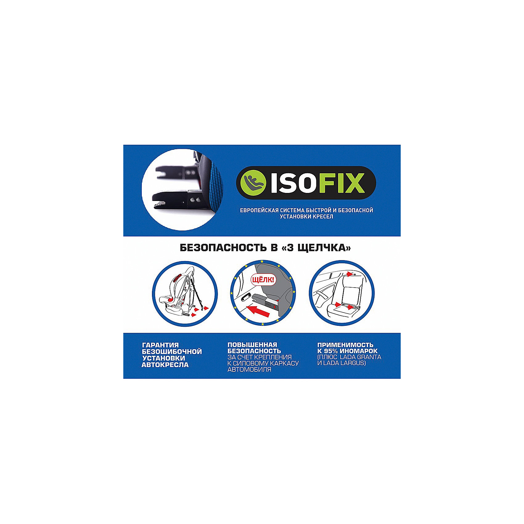 ���������� ����� isofix 9-36 ��., Siger, �������