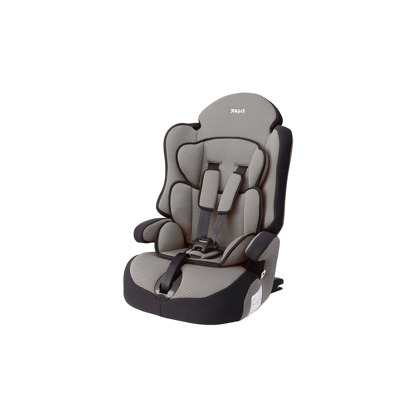 Автокресло Siger Прайм isofix 9-36 кг, серыйАвтокресла с креплением Isofix<br>Кресло SIGER Прайм-Isofix это современная и безопасная модель для детей в возрасте от 12 месяцев до 12 лет. Ортопедическая спинка и удобная форма подголовника создаст максимальный комфорт для ребенка во время путешествия. Отличительным свойством автокресла является простота и надежность крепления его к автомобилю, благодаря системе крепления ISOFIX.<br><br>Дополнительная информация:<br><br>- Материал: текстиль, пластик, металл.<br>- Размер: 45x44x67 см<br>- Возраст: от 12 месяцев до 12 лет<br>- Группа: 1/2/3 (9-36 кг)<br>- Вес кресла: 5.4 кг<br>- Внутренние 5-точечные ремни безопасности<br>- Вид крепления: система IZOFIX<br><br>Автокресло Прайм isofix 9-36 кг., Siger, серый можно купить в нашем интернет-магазине.<br><br>Ширина мм: 440<br>Глубина мм: 450<br>Высота мм: 670<br>Вес г: 6100<br>Возраст от месяцев: 12<br>Возраст до месяцев: 144<br>Пол: Унисекс<br>Возраст: Детский<br>SKU: 4809114
