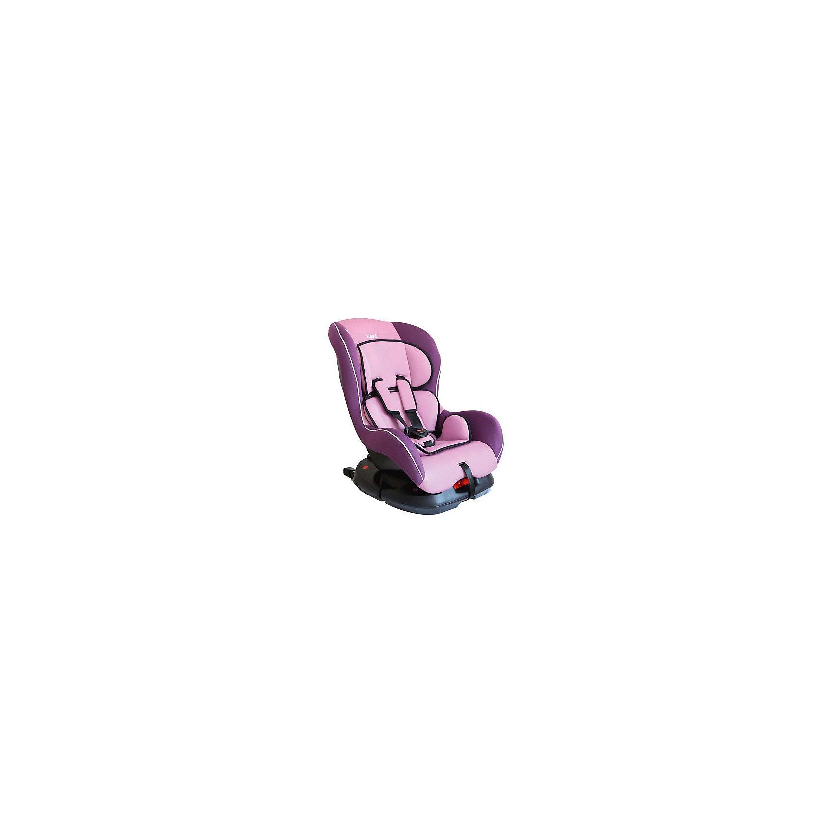 Автокресло Siger Наутилиус isofix 0-18 кг, фиолетовыйГруппа 0+, 1 (До 18 кг)<br>Siger Наутилус Isofix современное, удобное кресло приятной расцветки, обладает анатомической формой. Автокресло имеет регулируемый наклон спинки в пяти положениях, что позволяет Вашему малышу комфортно сидеть, лежать или спать в дороге. Мягкий подголовник защитит голову вашего ребенка с трех сторон.<br><br>Дополнительная информация:<br><br>- Материал: текстиль, пластик, металл.<br>- Размер: 62x59x45 см<br>- Возраст: от 0 месяцев до 4 лет<br>- Группа: 0/1 (до 18 кг)<br>- Вес кресла: 5.7 кг<br>- Внутренние 5-точечные ремни безопасности<br>- 5 положений регулировки наклона кресла<br>- Вид крепления: система IZOFIX<br><br>Автокресло Наутилиус isofix 0-18 кг., Siger, фиолетовый можно купить в нашем интернет-магазине.<br><br>Ширина мм: 620<br>Глубина мм: 450<br>Высота мм: 620<br>Вес г: 6700<br>Возраст от месяцев: 0<br>Возраст до месяцев: 48<br>Пол: Унисекс<br>Возраст: Детский<br>SKU: 4809121